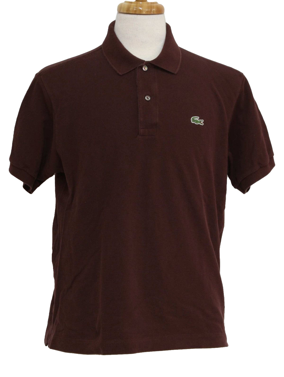 Mens chocolate brown polo shirts for Mens chocolate brown shirt