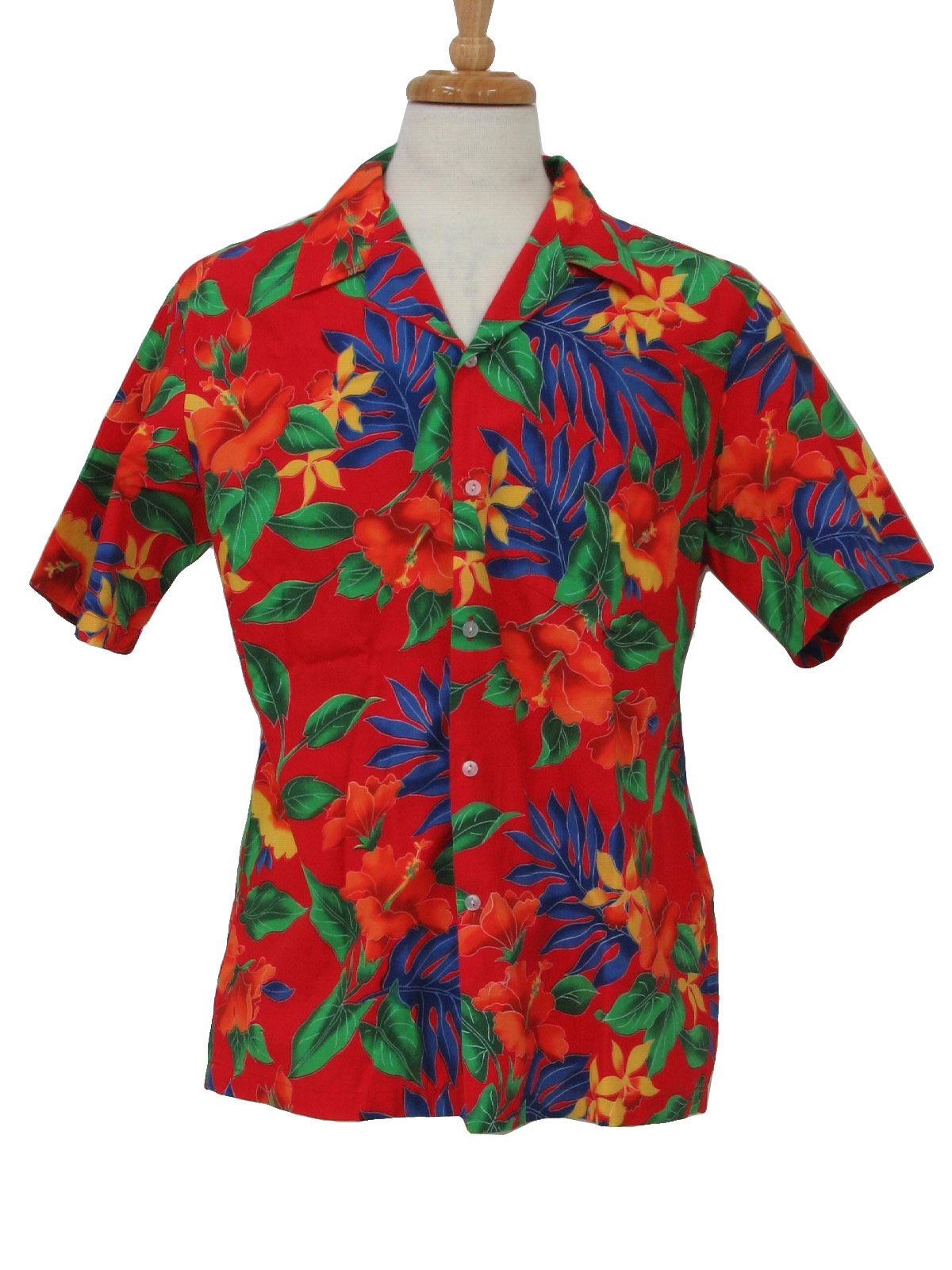 a5c288161 Howie Made in Hawaii Nineties Vintage Hawaiian Shirt: 90s -Howie ...