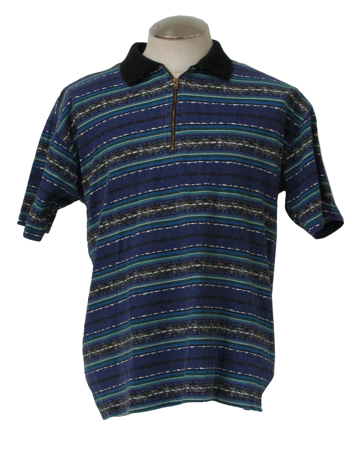 1990s polo shirts