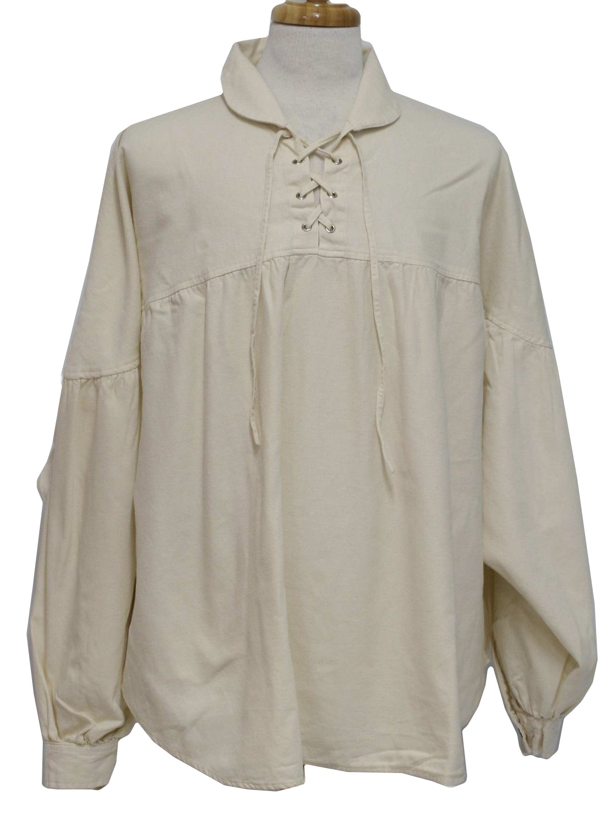 vintage venezia seventies hippie shirt 70s style made
