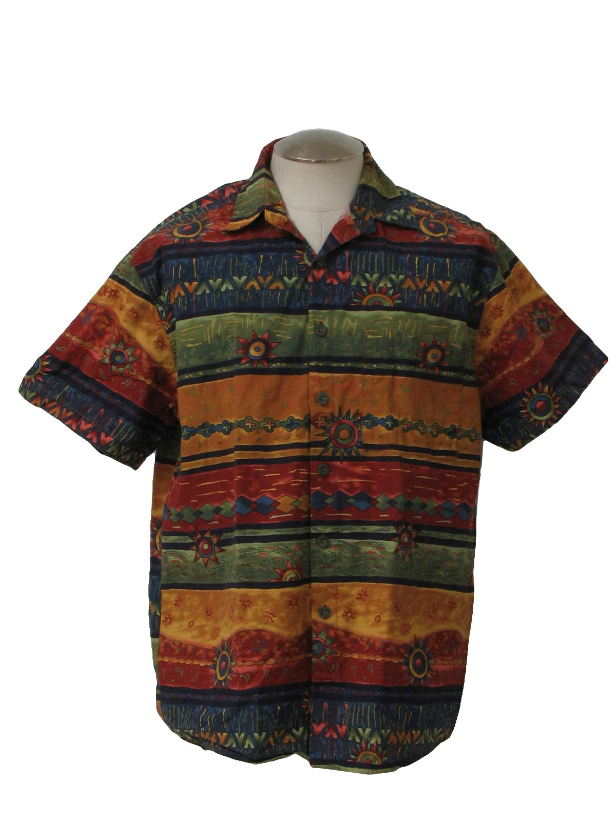 1990s Vintage The Territory Ahead Shirt 90s The
