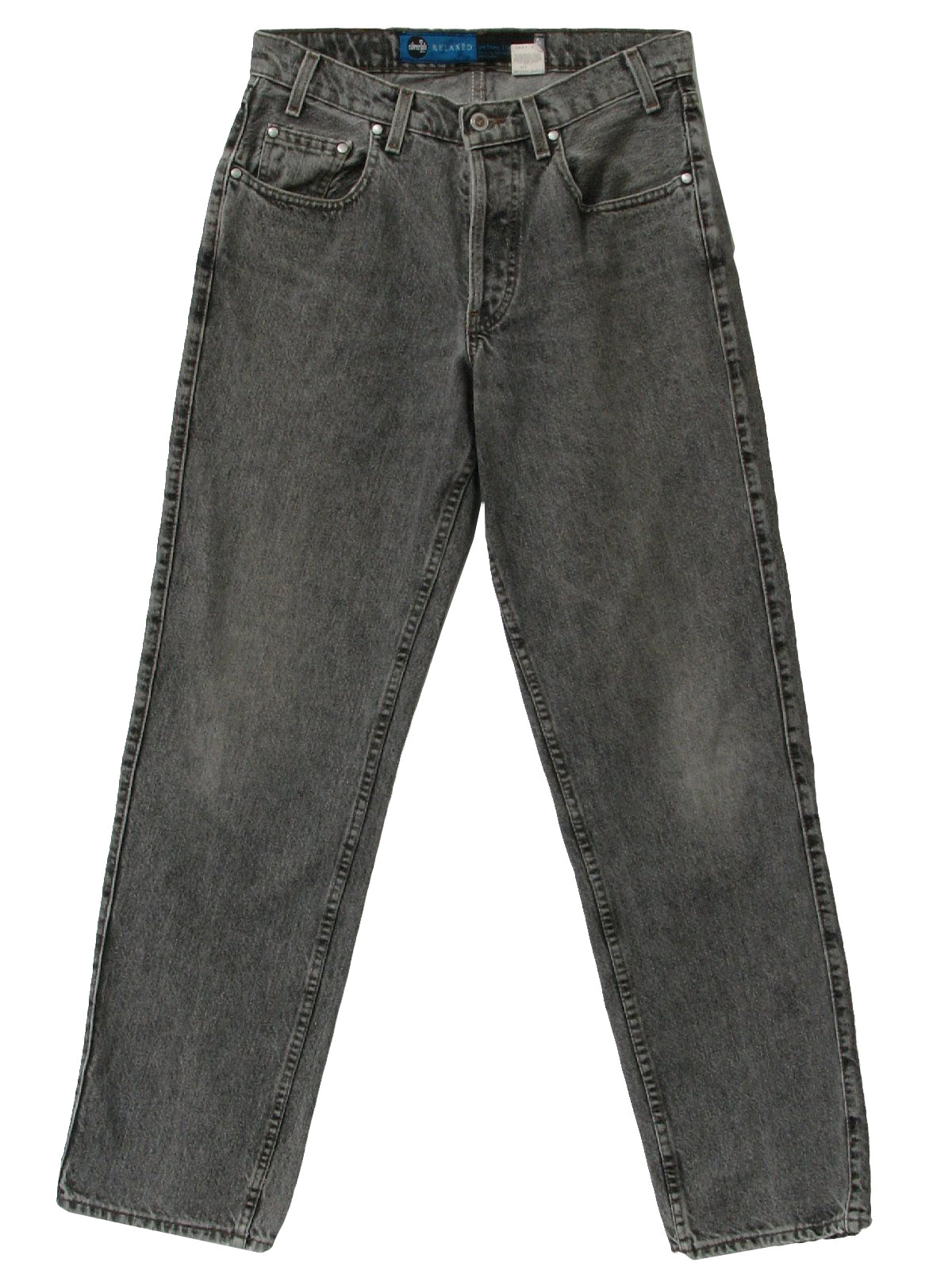 1990's Pants (Levis Silver tab): 90s -Levis Silver tab- Mens faded ...
