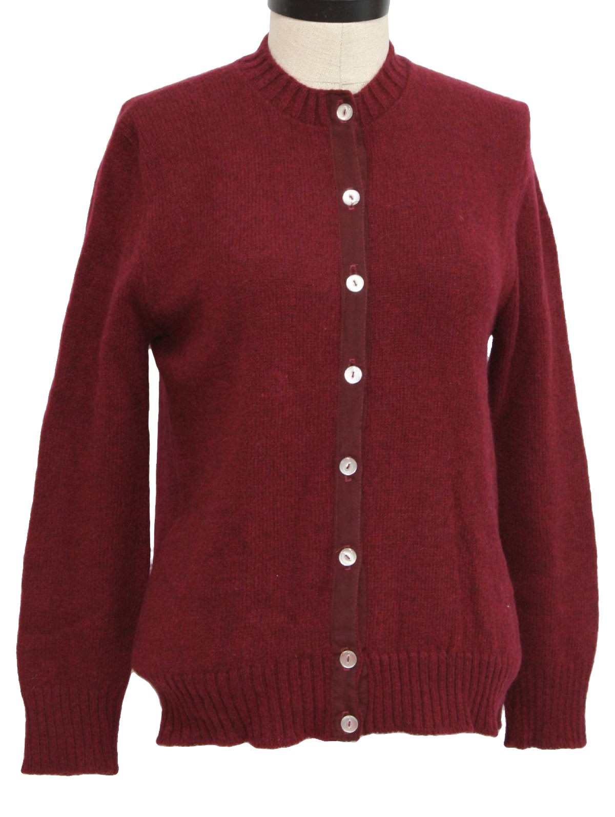 Wool Sweater Mens