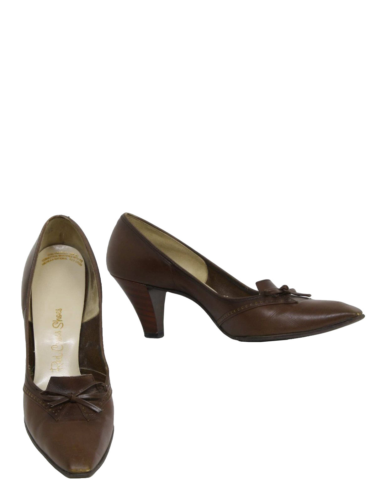 Brief History of Shoes: Vintage 1950s
