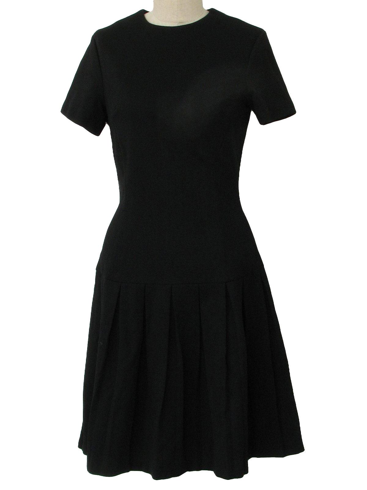 Shellys Tall Girl 1970s Vintage Dress 70s Shellys Tall