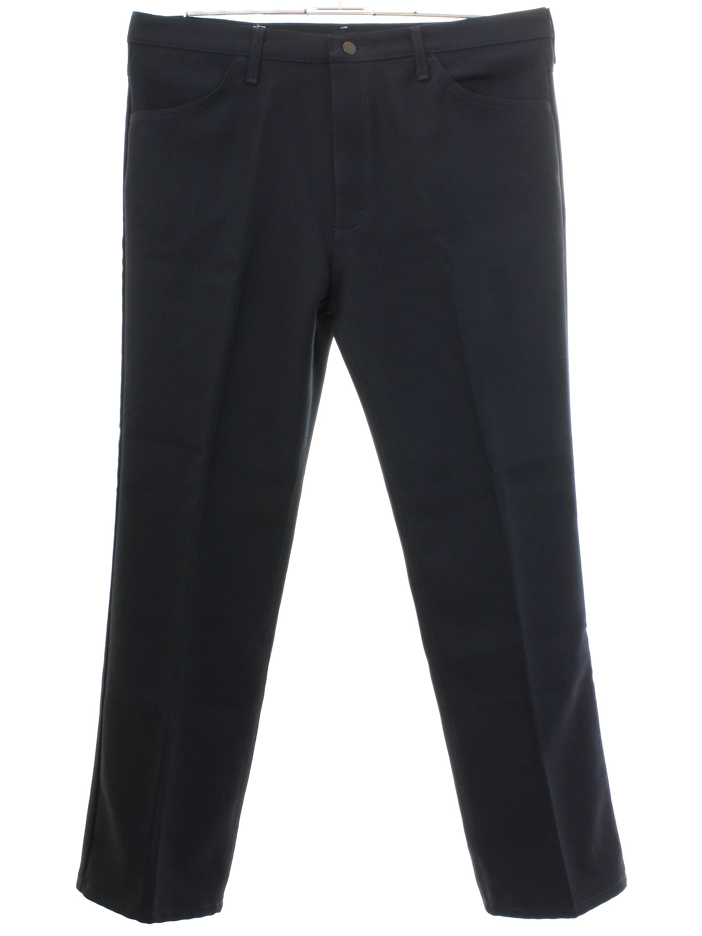 121fe12a Retro 70s Pants (Wrangler) : Late 70s or Early 80s -Wrangler- Mens ...