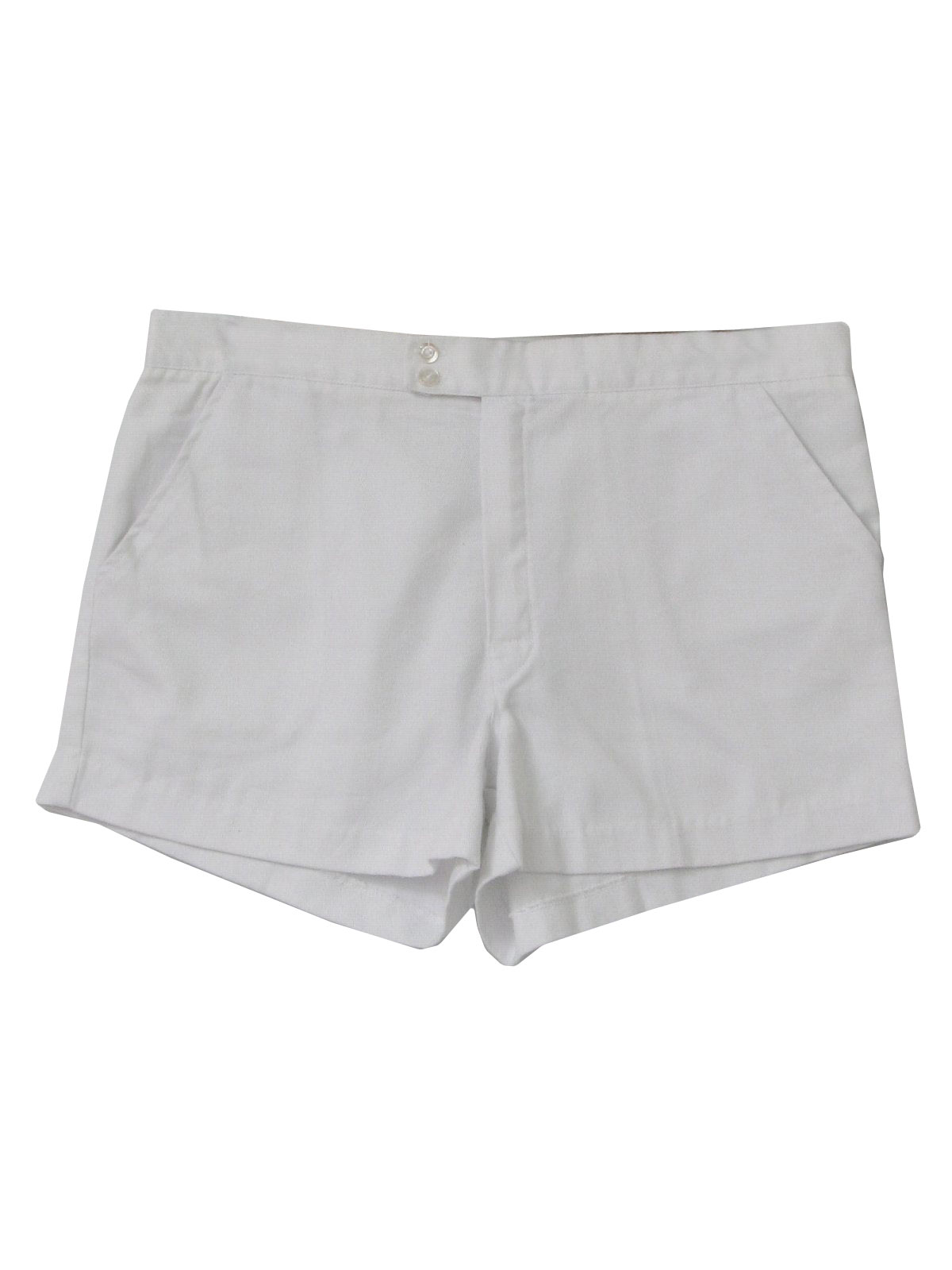 Vintage 70s Shorts: Late70s -Catalina Tennis Collection- Mens ...