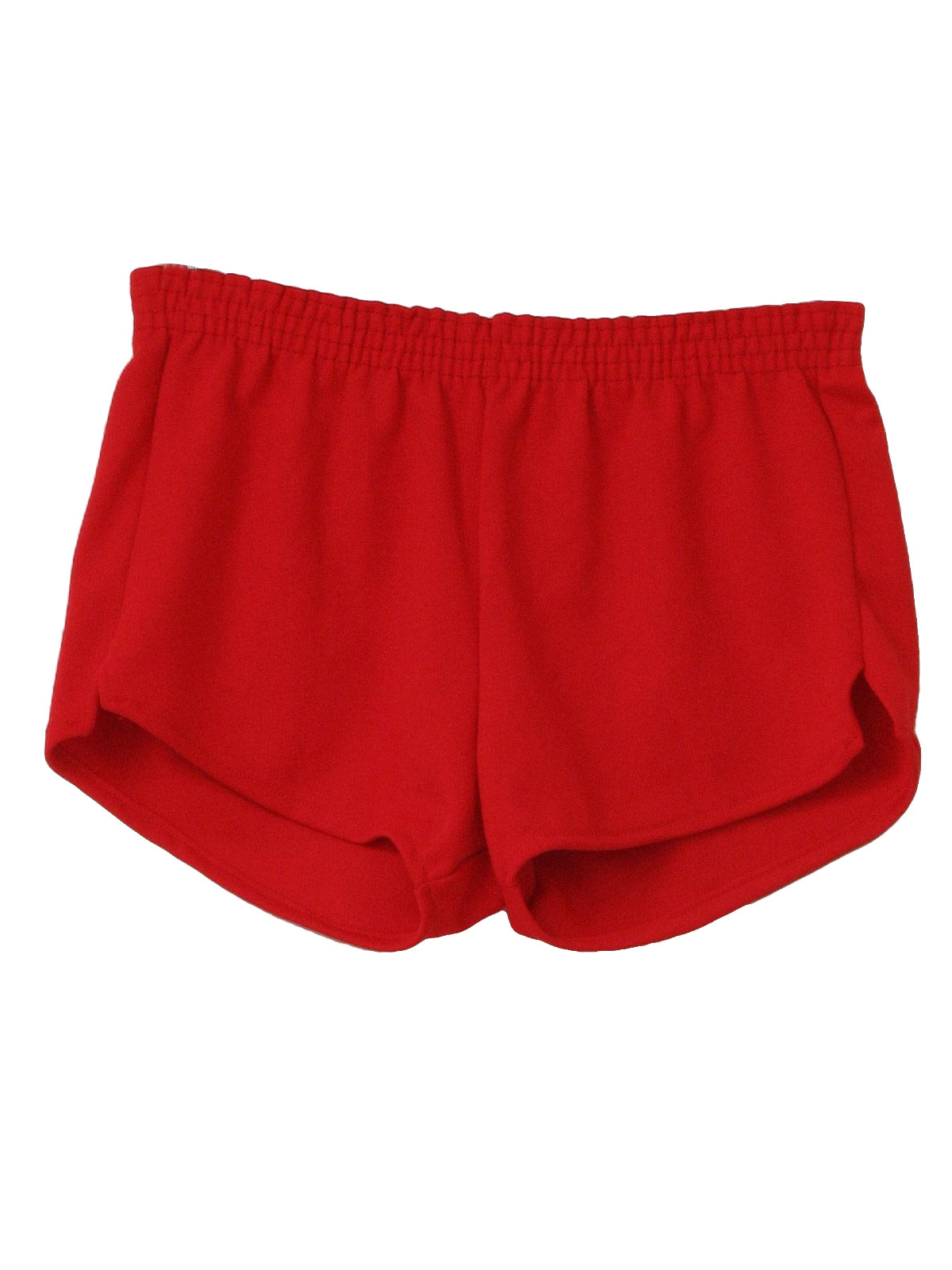 Vintage 1980 S Shorts 80s Russell Mens Red Super Short