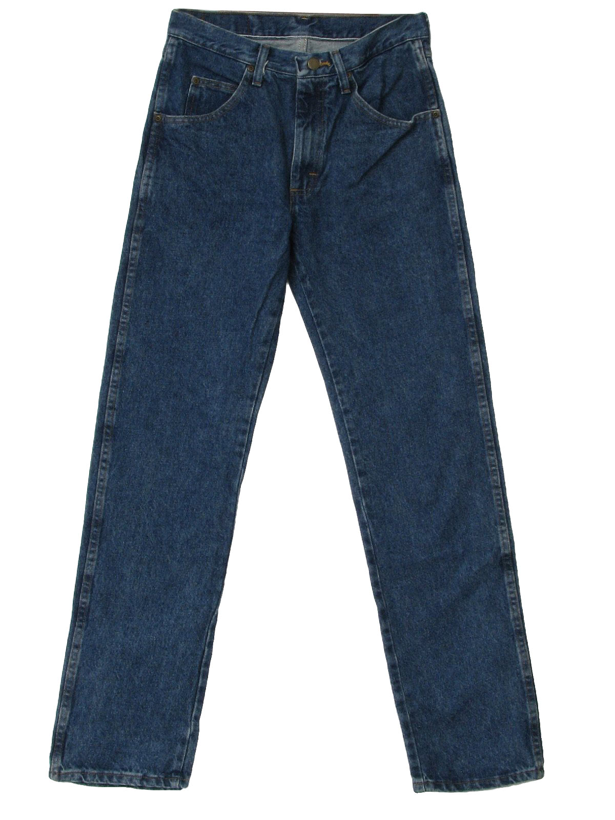 Vintage 90s Pants 90s -Wrangler- Mens Blue Cotton Denim Wicked 90s Jeans With Classic Five ...