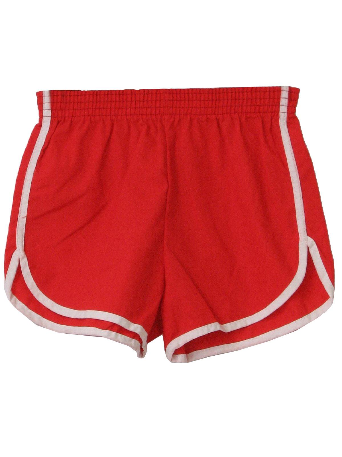 Retro 1980 S Shorts Size Label 80s Size Label Mens