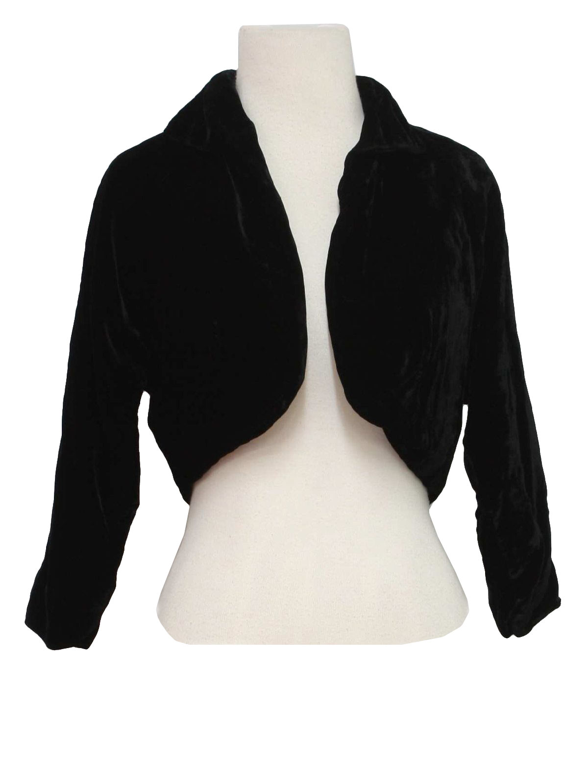 50's Vintage Jacket: Late 50s -Lilli Diamond of California- Womens ...
