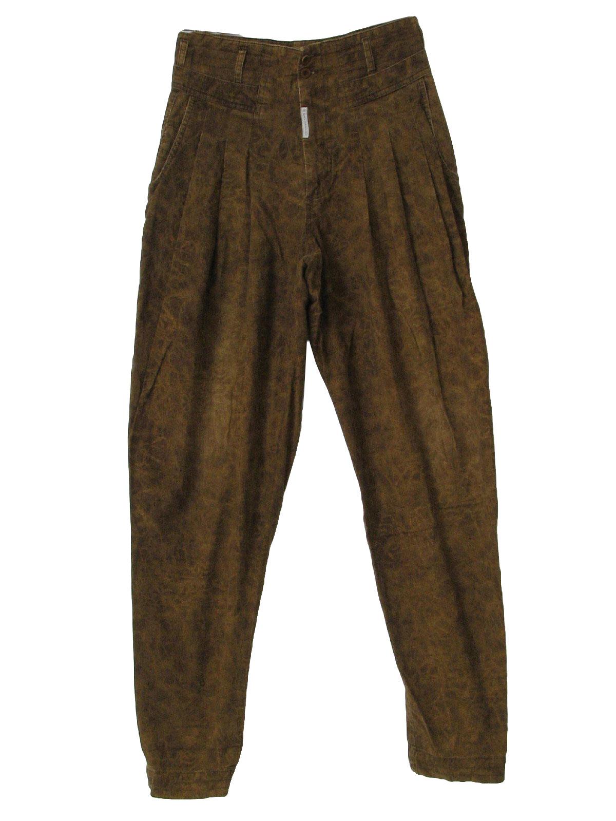 1980 S Vintage Z Cavaricci Pants 80s Z Cavaricci Mens