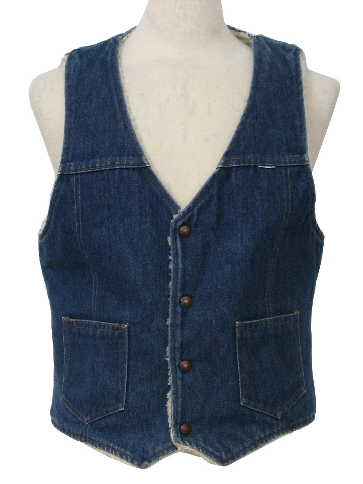 Men S Vintage Vests 85