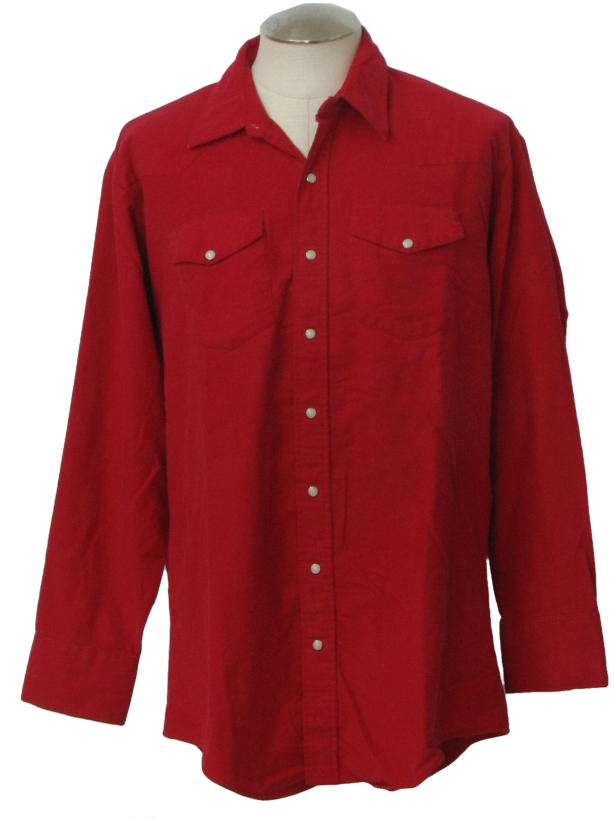 1980s Vintage Western Shirt 80s Prentiss Outdoors Mens