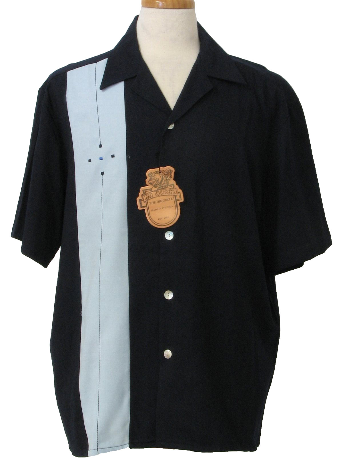 1960 S Vintage Da Vinci California Shirt 60s Made In 90s