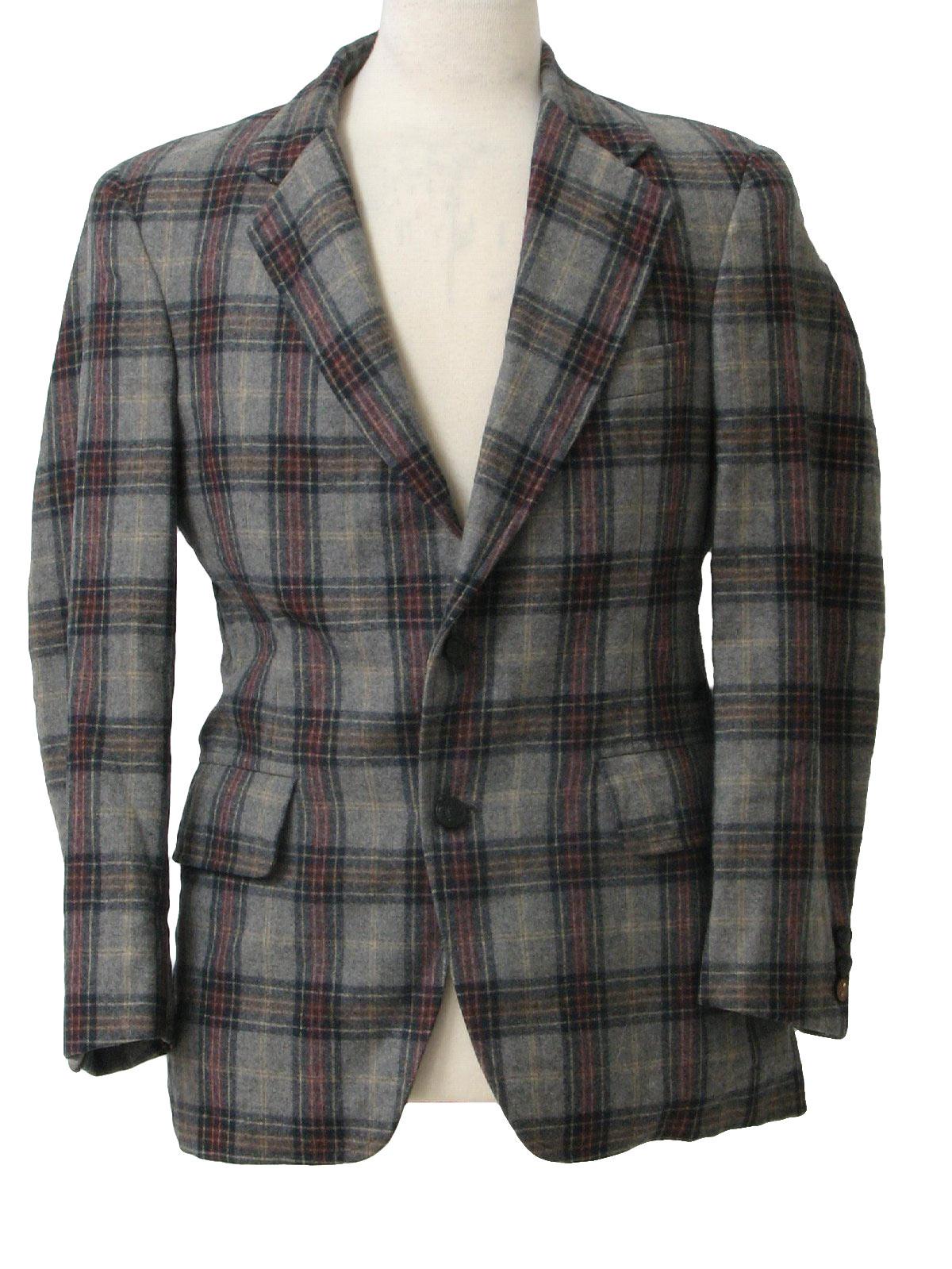 Blazer Coat Mens Mens Disco Blazer Style