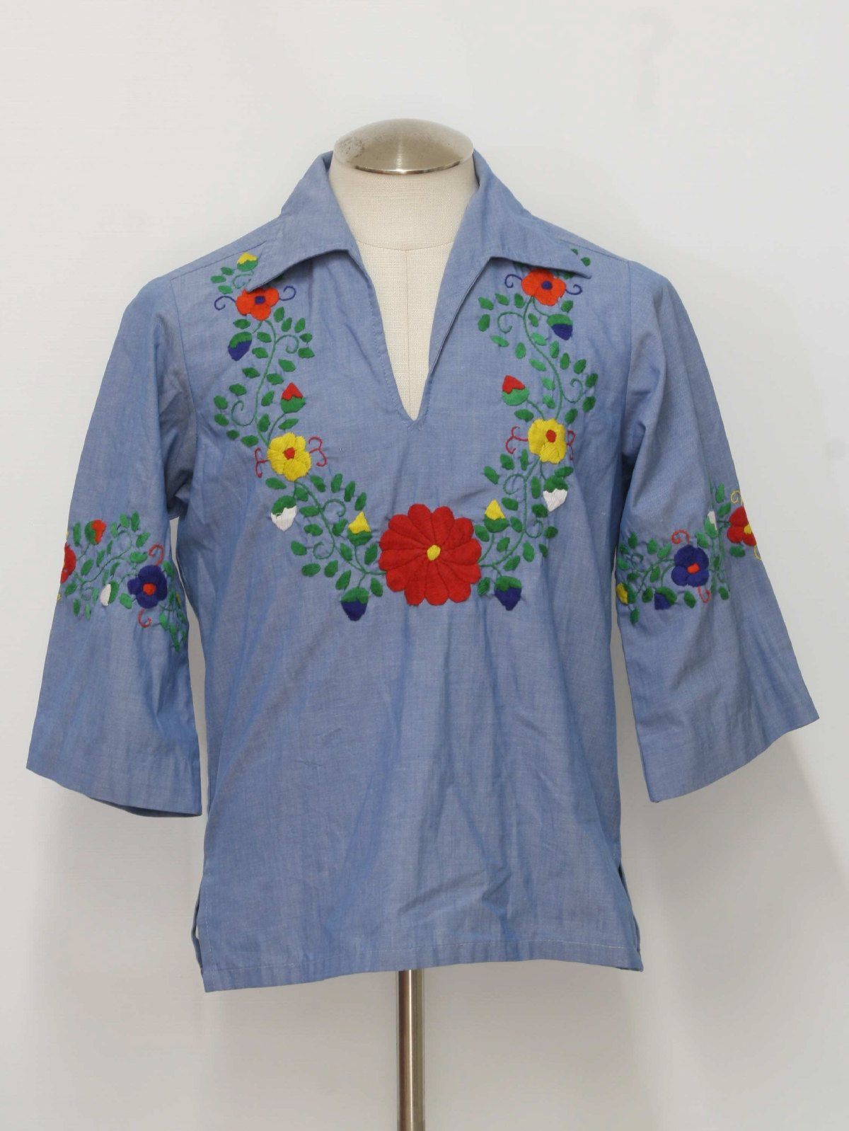 Womens Floral Shirts
