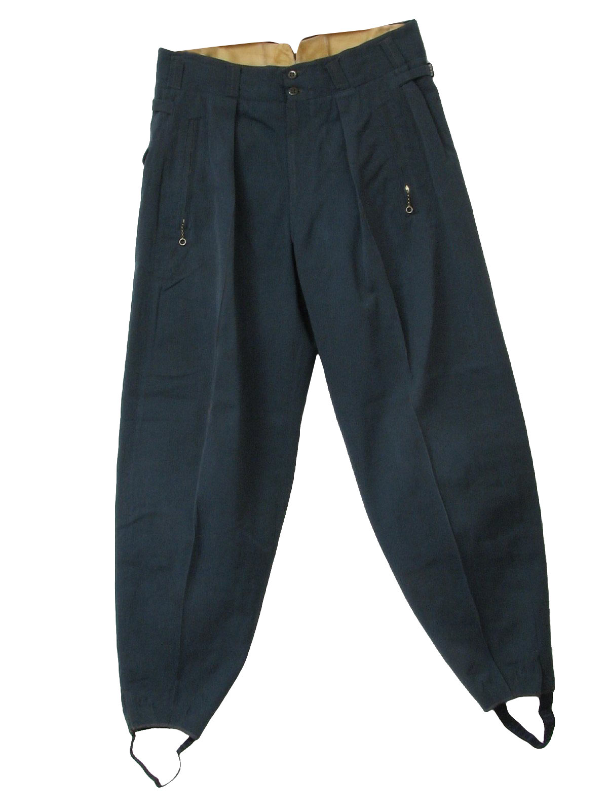 Vintage Sun Valley Authentic Ski Wear Forties Pants Late