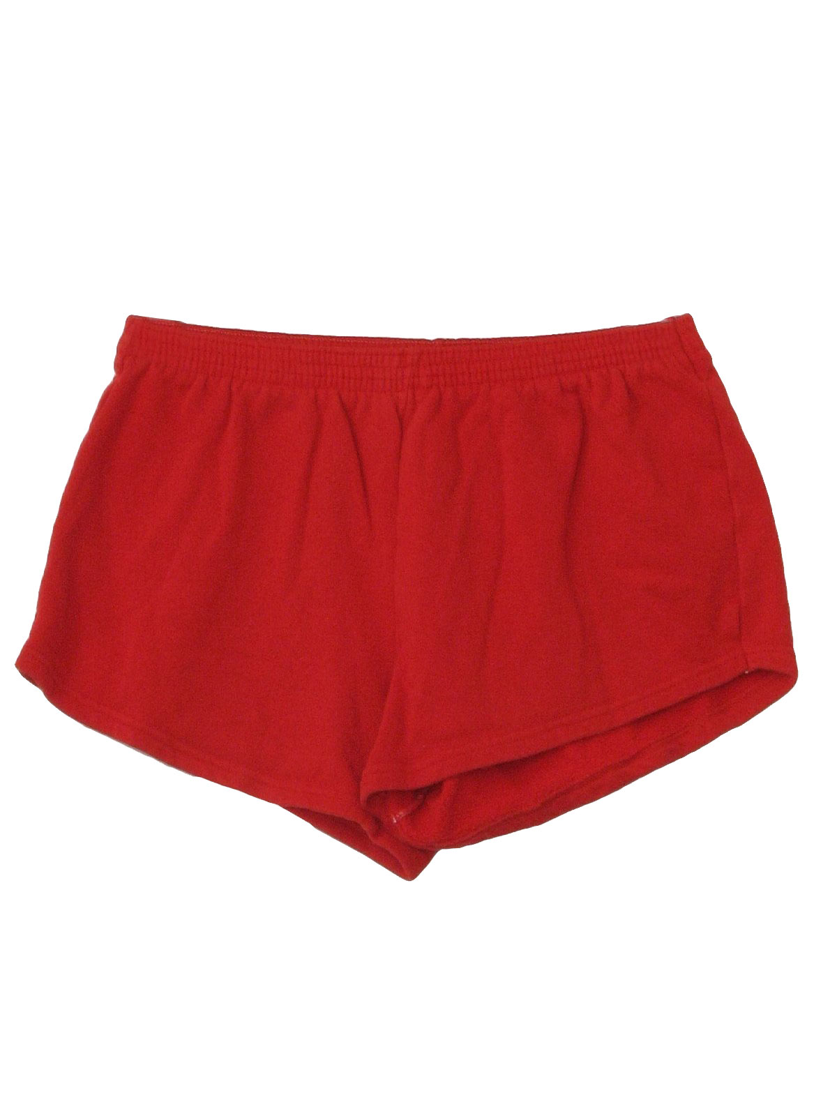 1980's Shorts (Pannill): 80s -Pannill- Mens red cotton elastic ...