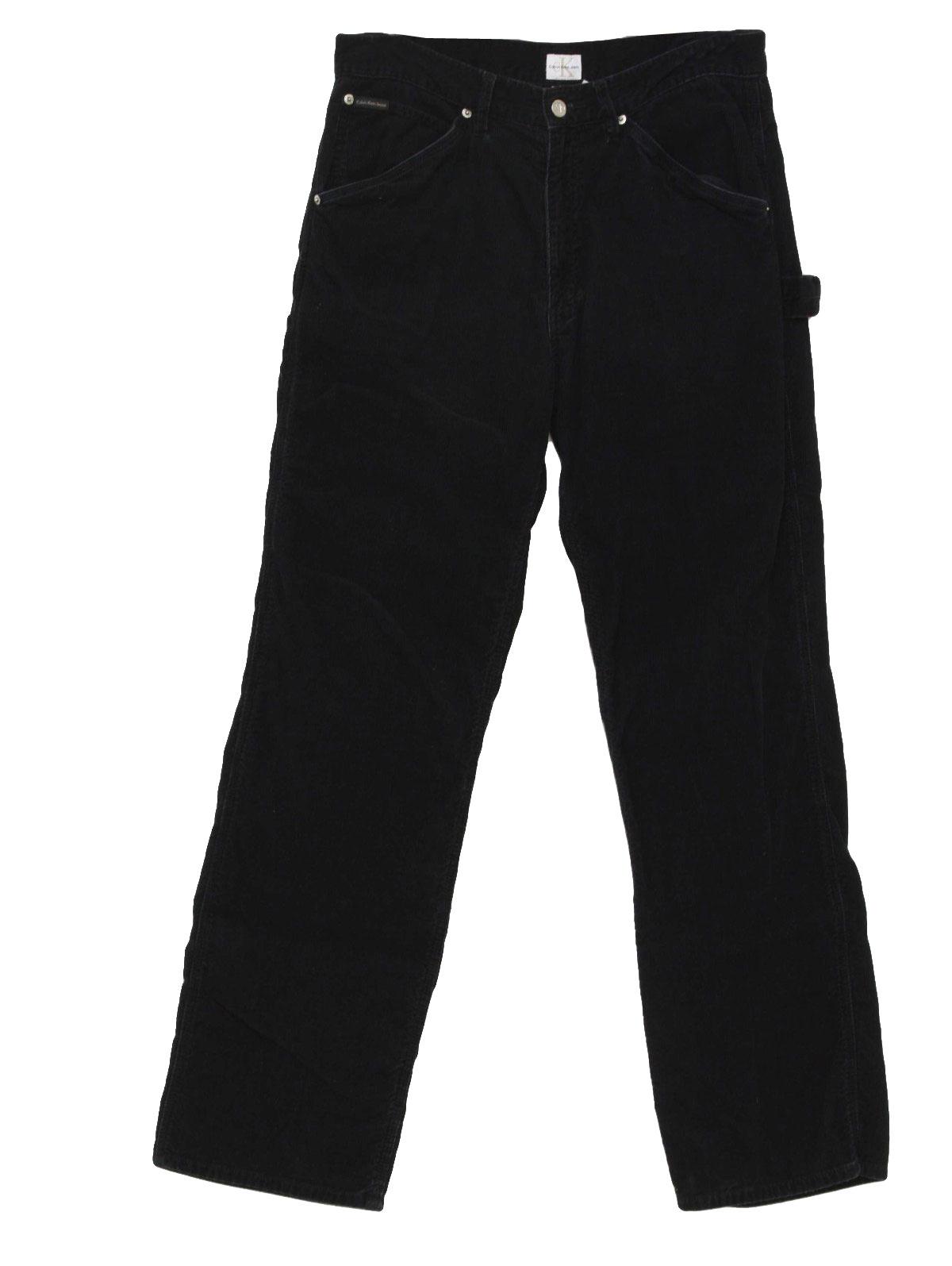 1990s Calvin Klein Jeans, designer Pants: 90s -Calvin Klein Jeans ...