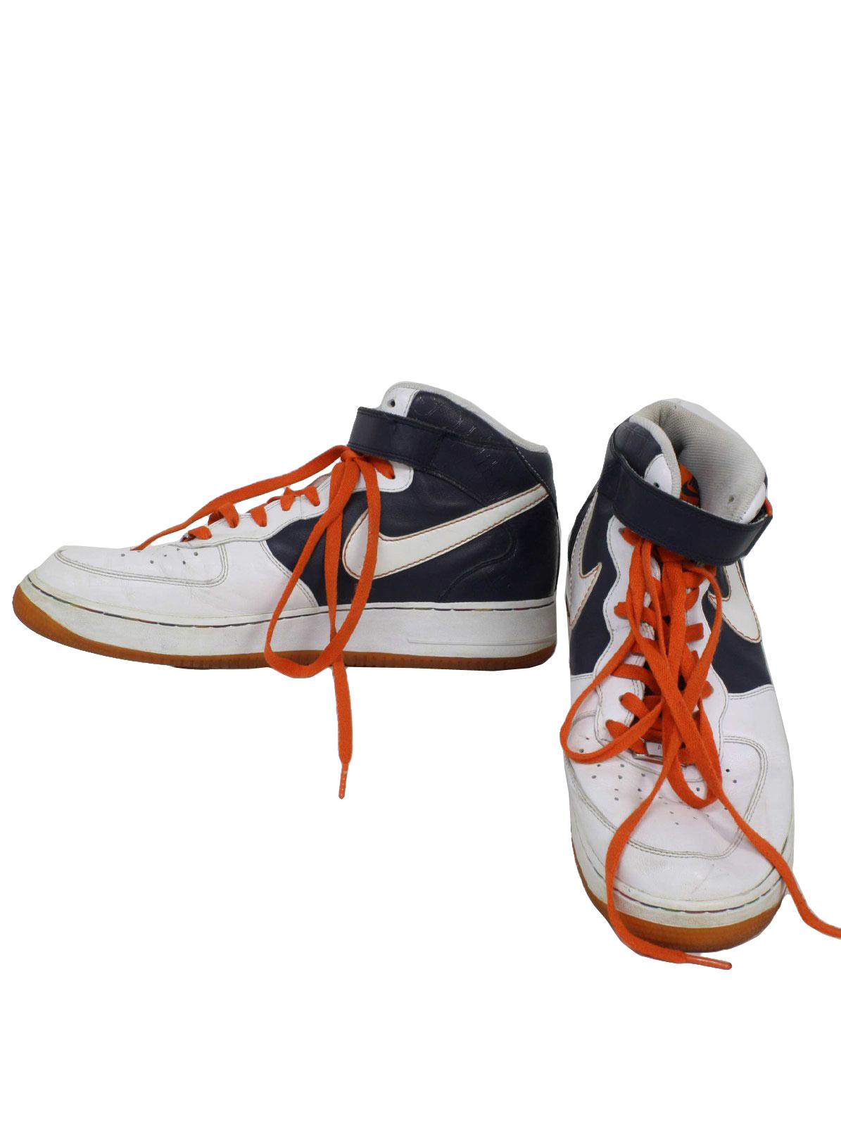 negli anni '90 le scarpe (nike air force 1): 90  nike air force 1 uomini blu