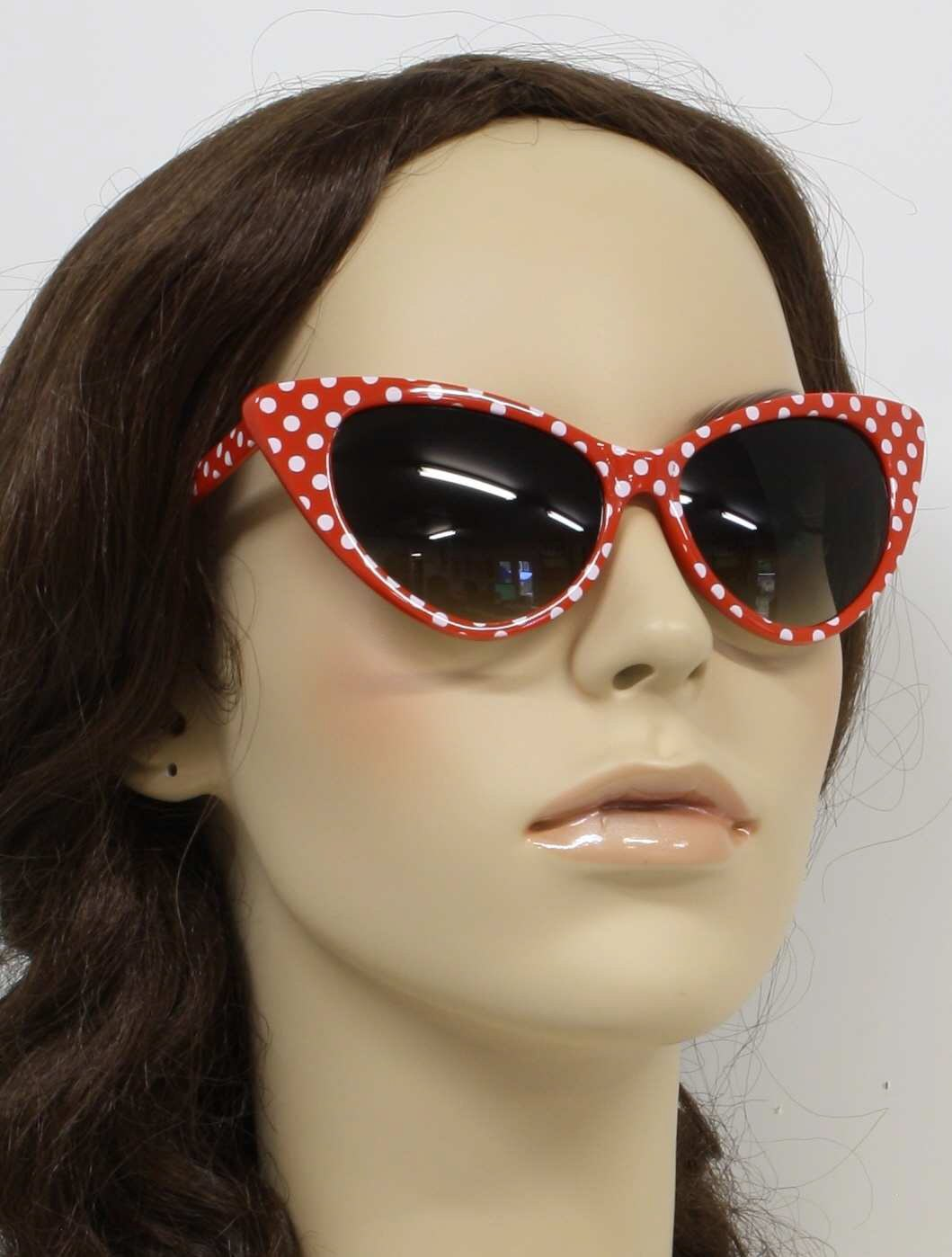 df3429f243 Retro 50s Glasses (Beach Party Style Cat Eye Sunglasses)   50s ...