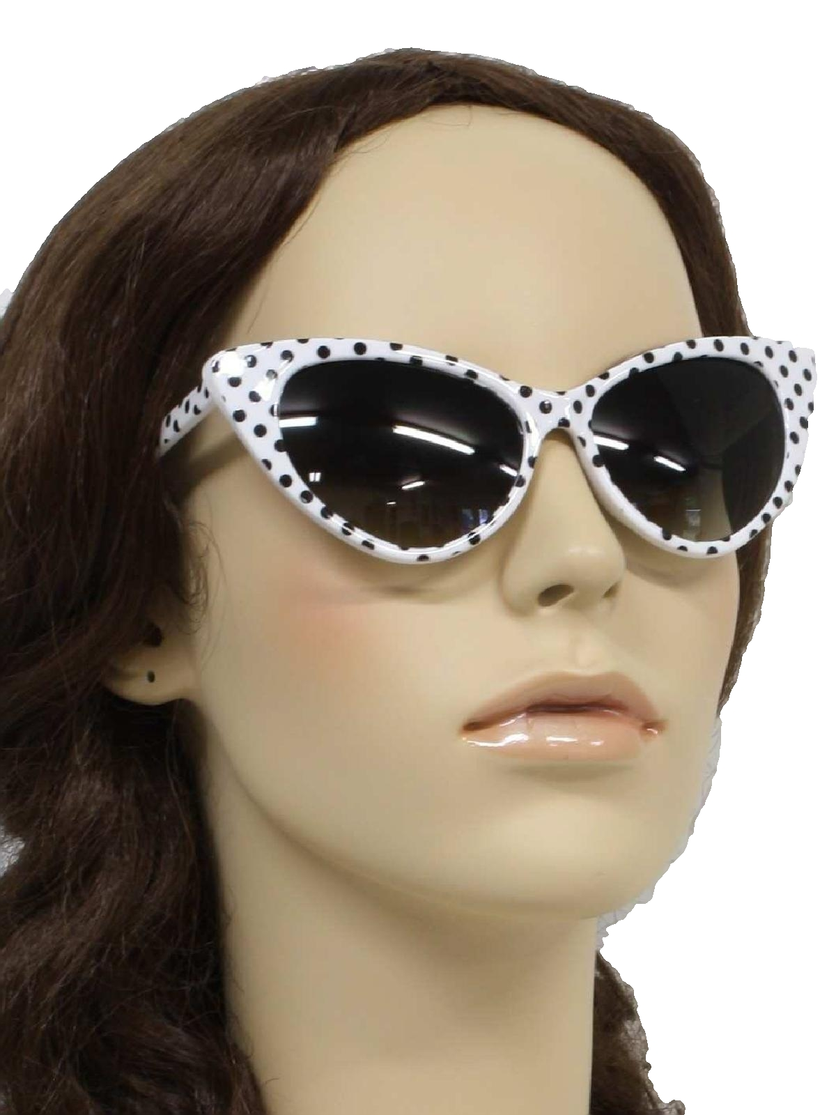 0f3480804ad Beach Party Style Cat Eye Sunglasses 50 s Vintage Glasses  50s ...