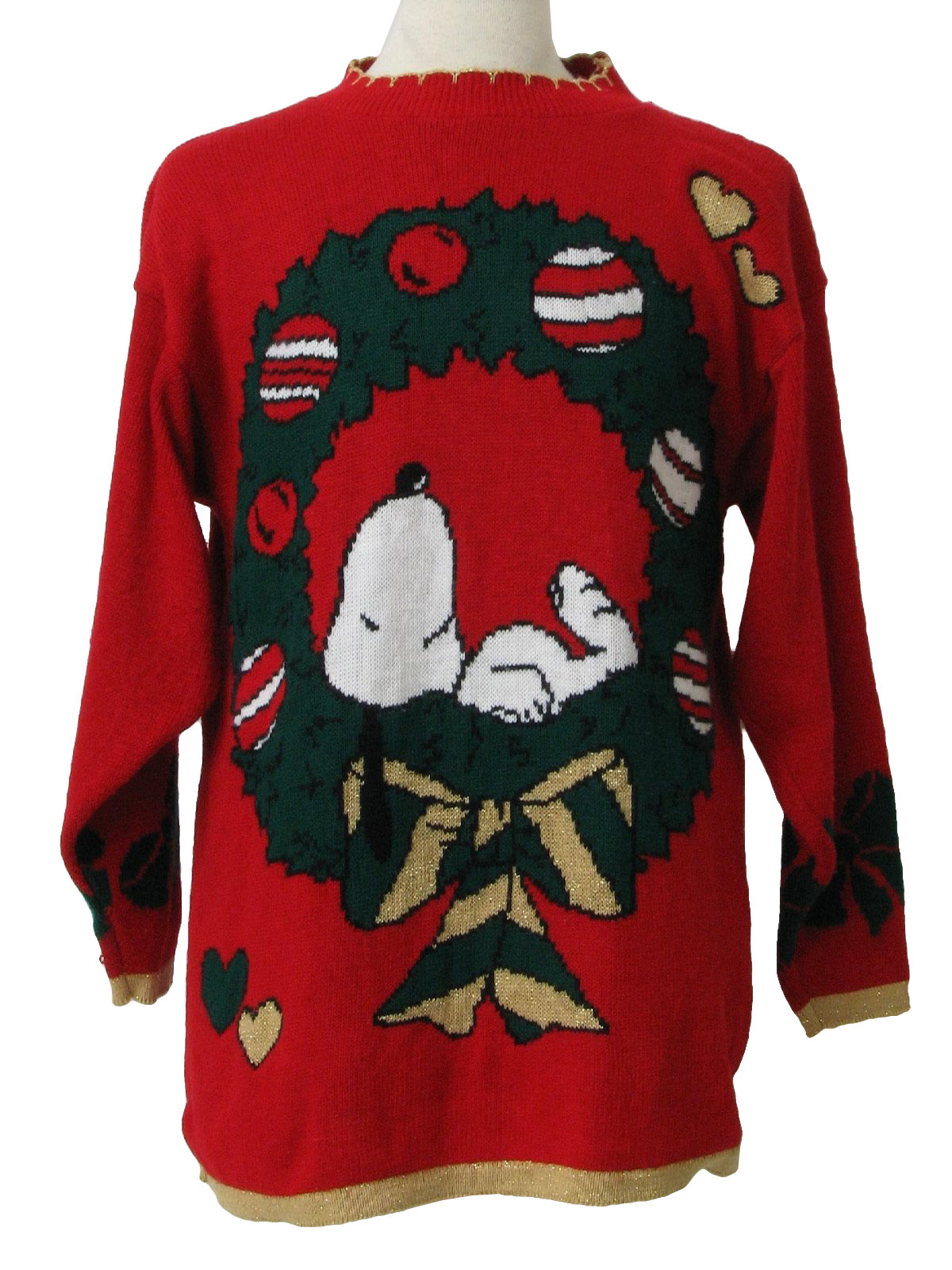 Target Big & Tall Ugly Christmas Sweaters – sizes to 5X Even major retailers like Target have gotten in on the action with their own ugly sweater section. Here you'll find light up sweaters, festive animal sweaters, and some generally gaudy options for your holiday party.