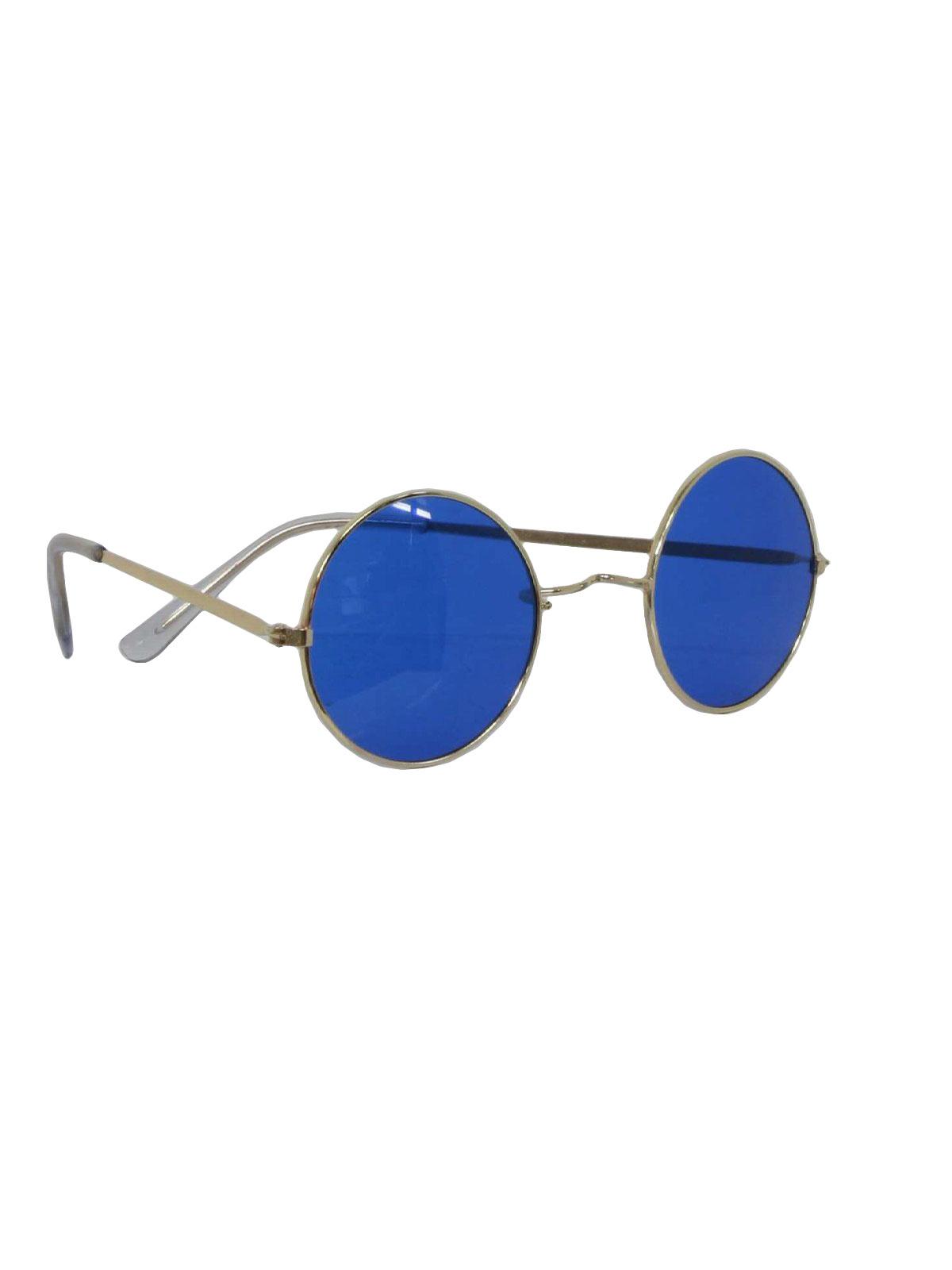 Gold Frame John Lennon Glasses : 70s Vintage Round Hippie Glasses Glasses: 70s style (made ...