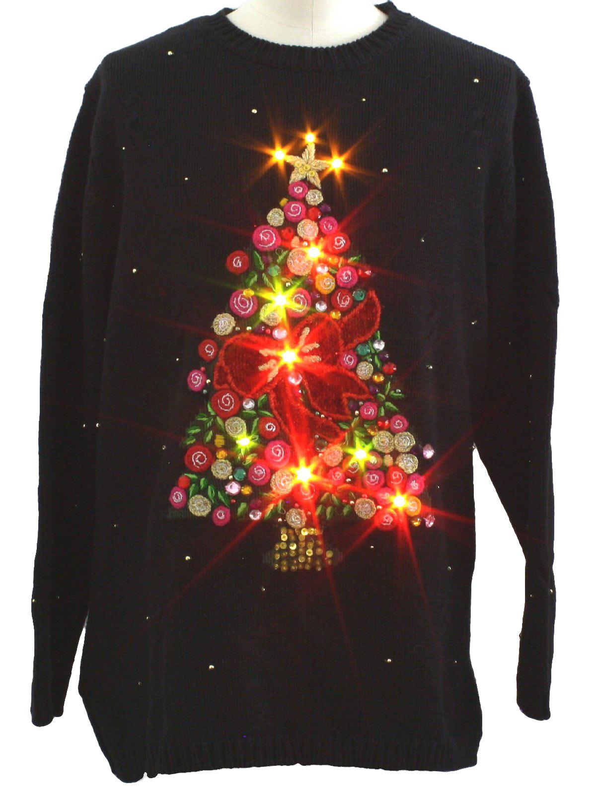 Christopher Radko Unisex Lightup Ugly Christmas Sweater $84.00 Not in stock. Item No. 236195