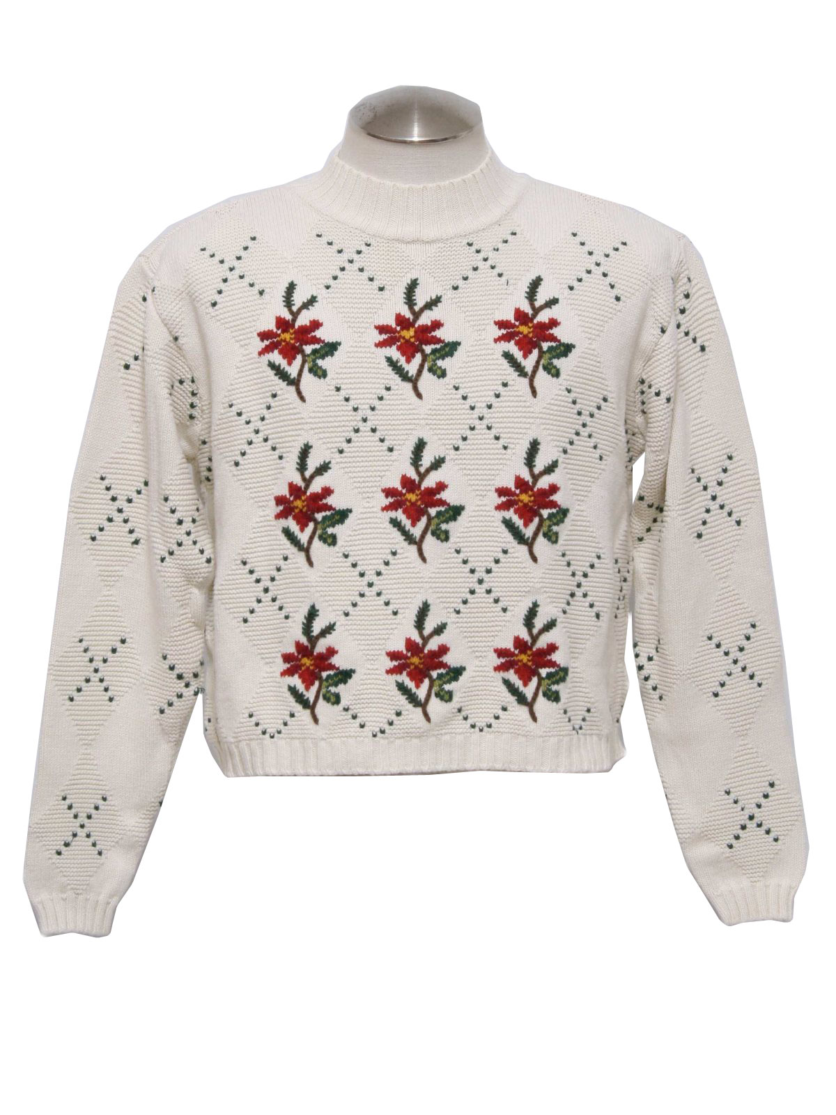 Womens ugly christmas sweater missing label womens for Over the top ugly christmas sweaters