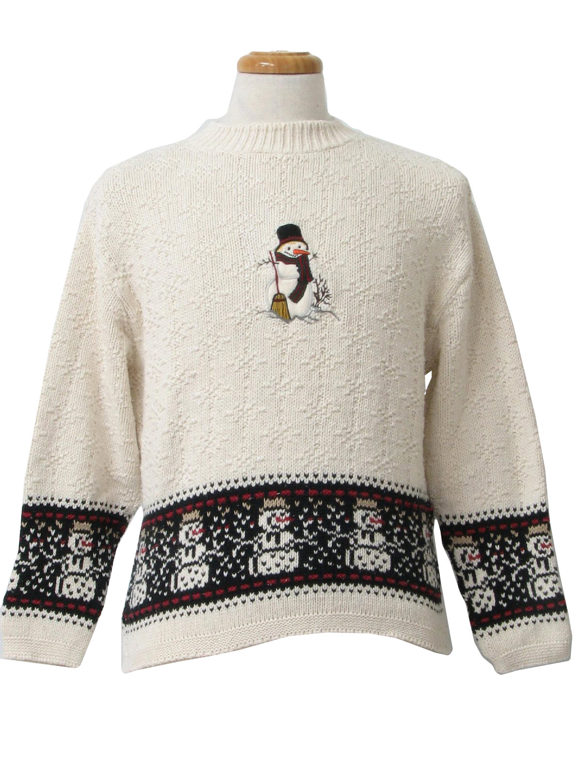 Mens Ugly Christmas Sweater Cabelas Mens Off White Background