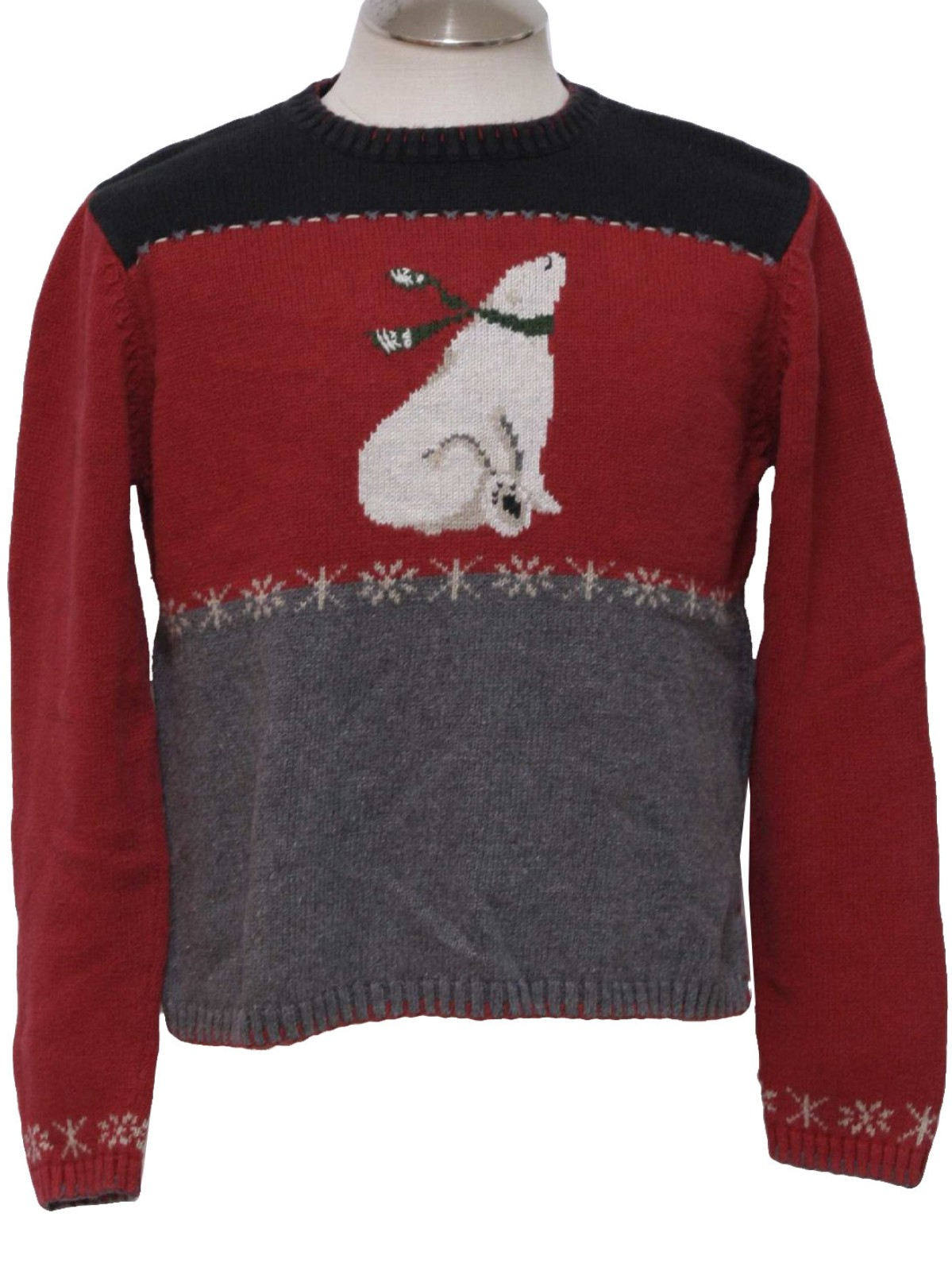 7a972e16e Eighties Woolrich Womens Ugly Christmas Sweater   90s authentic ...