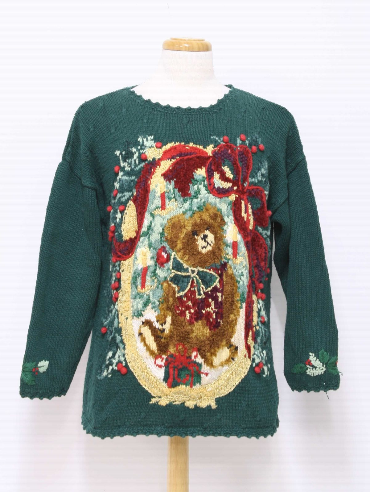 big and tall christmas sweater