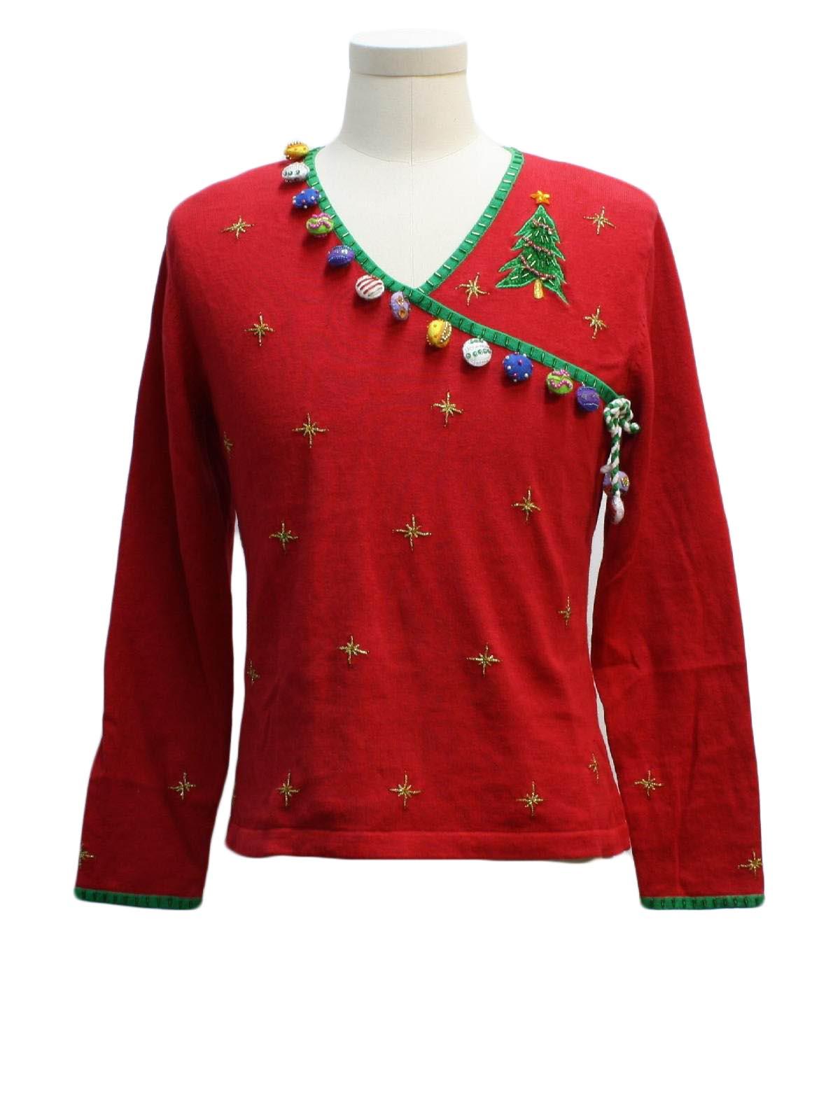 Berek christmas sweaters