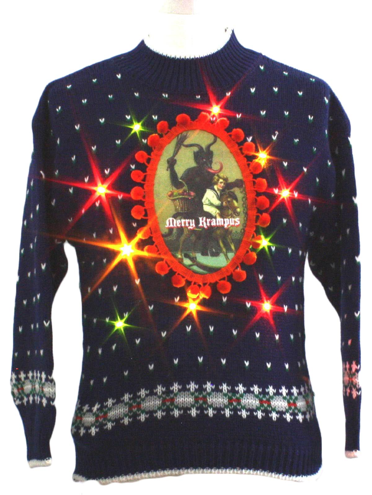 Children S Ugly Christmas Sweaters