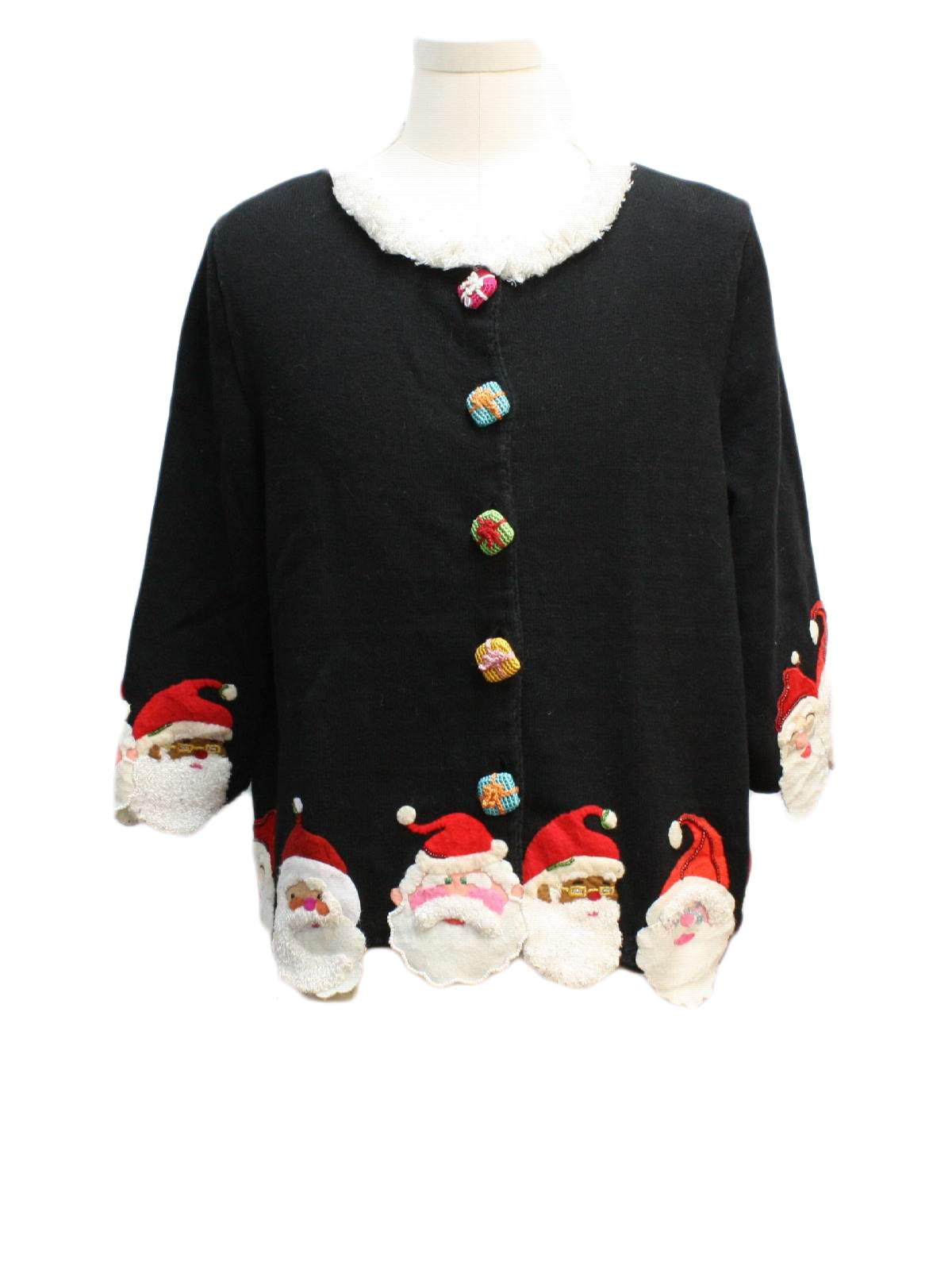 Michael Simon Christmas Sweaters