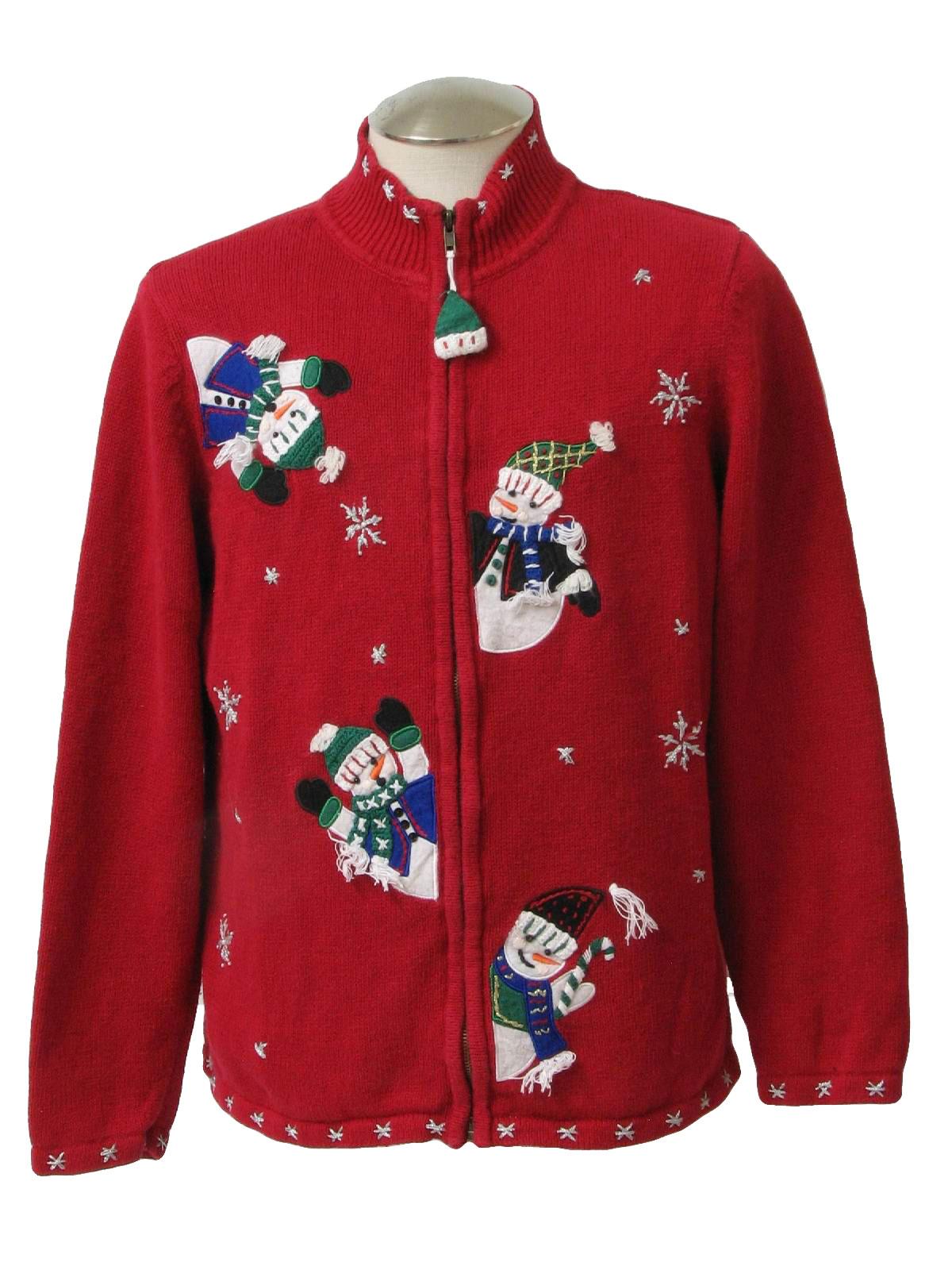 White Ramie Sweater 53