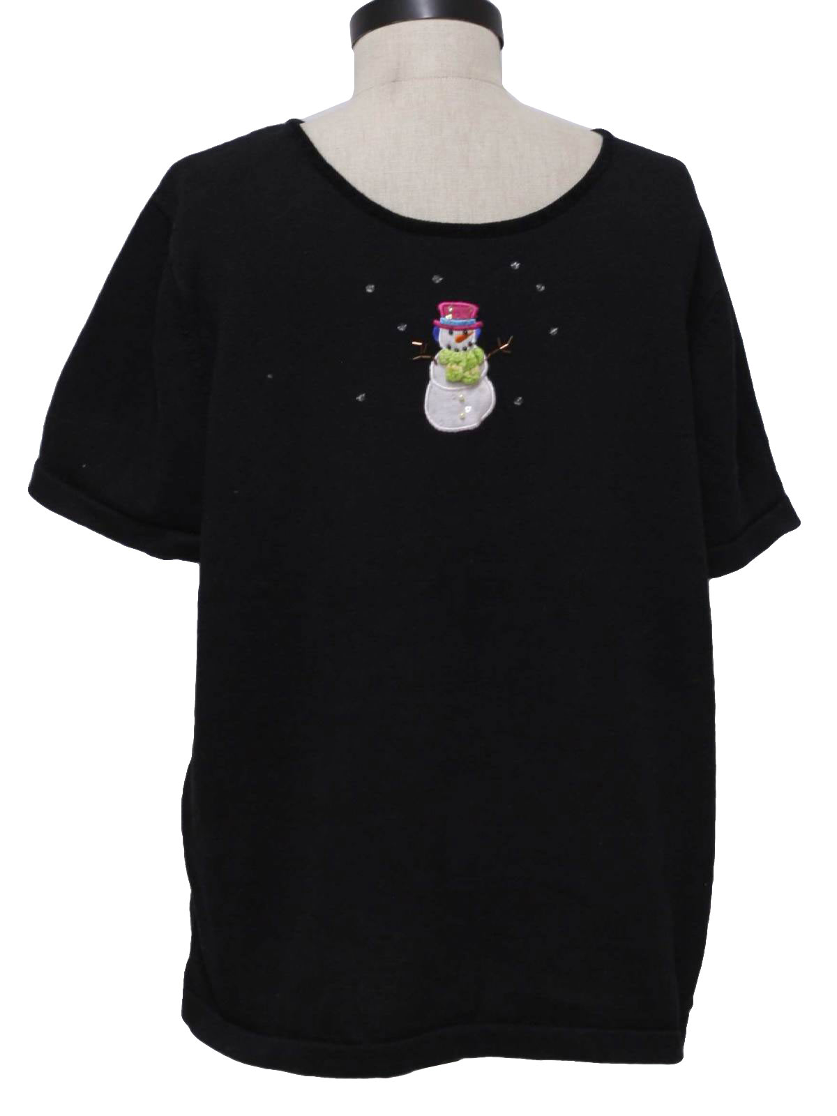 the quacker factory unisex ugly christmas sweater shirt 25 00 sale