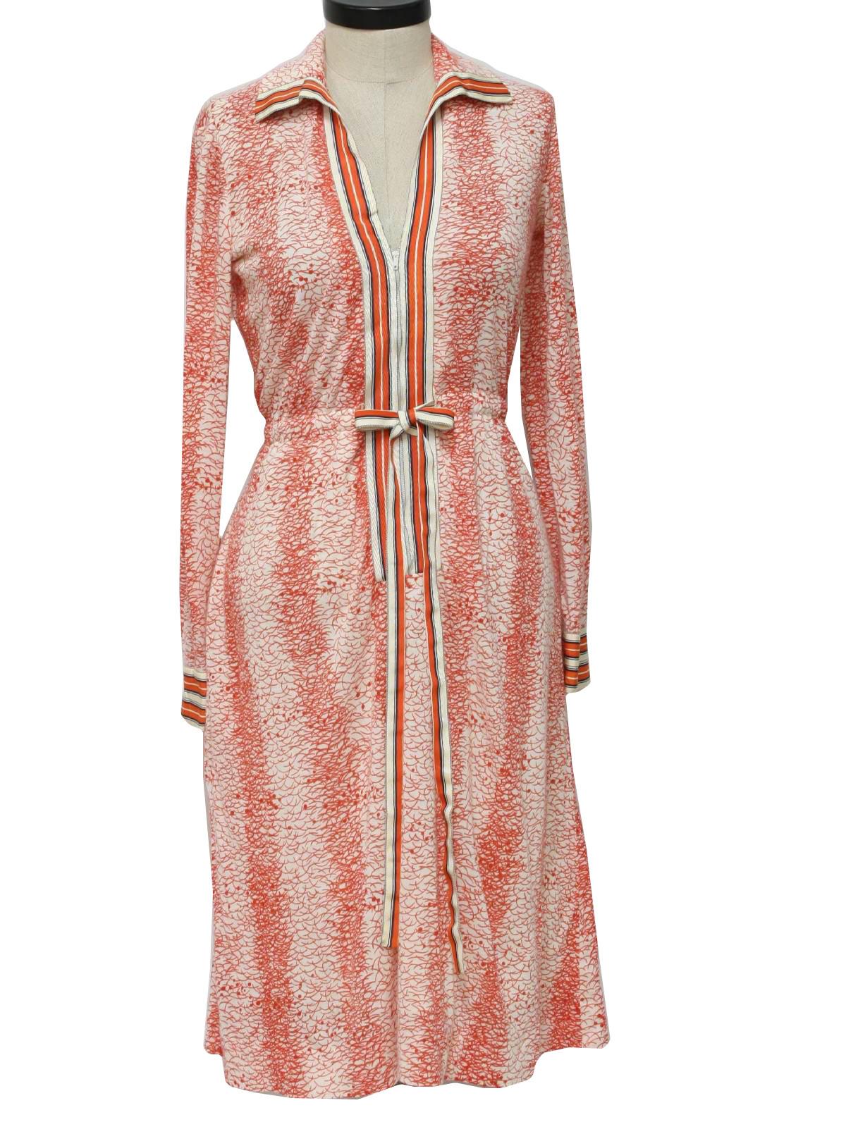 Lillie Rubin Collection 700 1970s Vintage Dress: mid 60s -Lillie ...