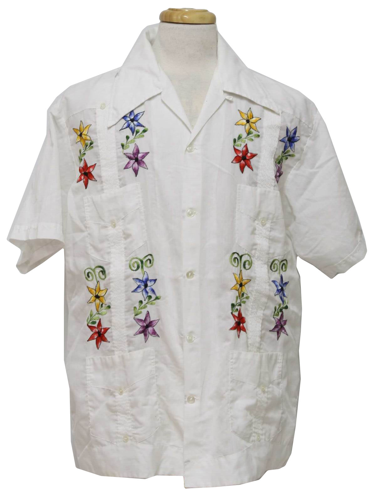 Embroidered Mexican Blouses Wholesale 52