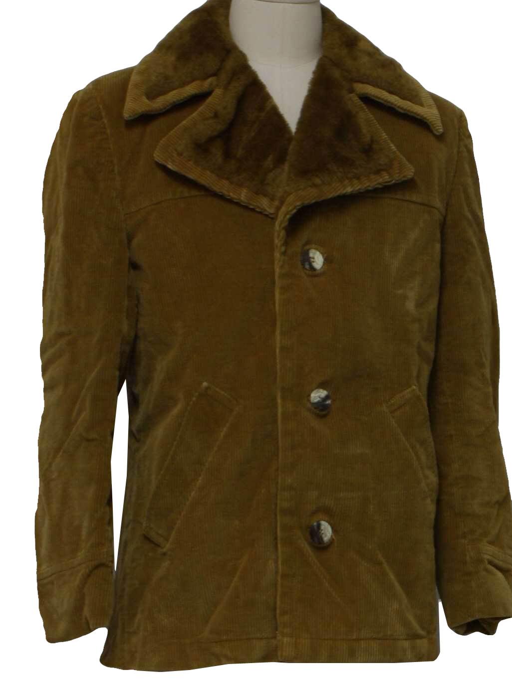 cresco men Men's size 42 cresco catalina original brown leather coat jacket | clothing, shoes & accessories, men's clothing, coats & jackets | ebay.