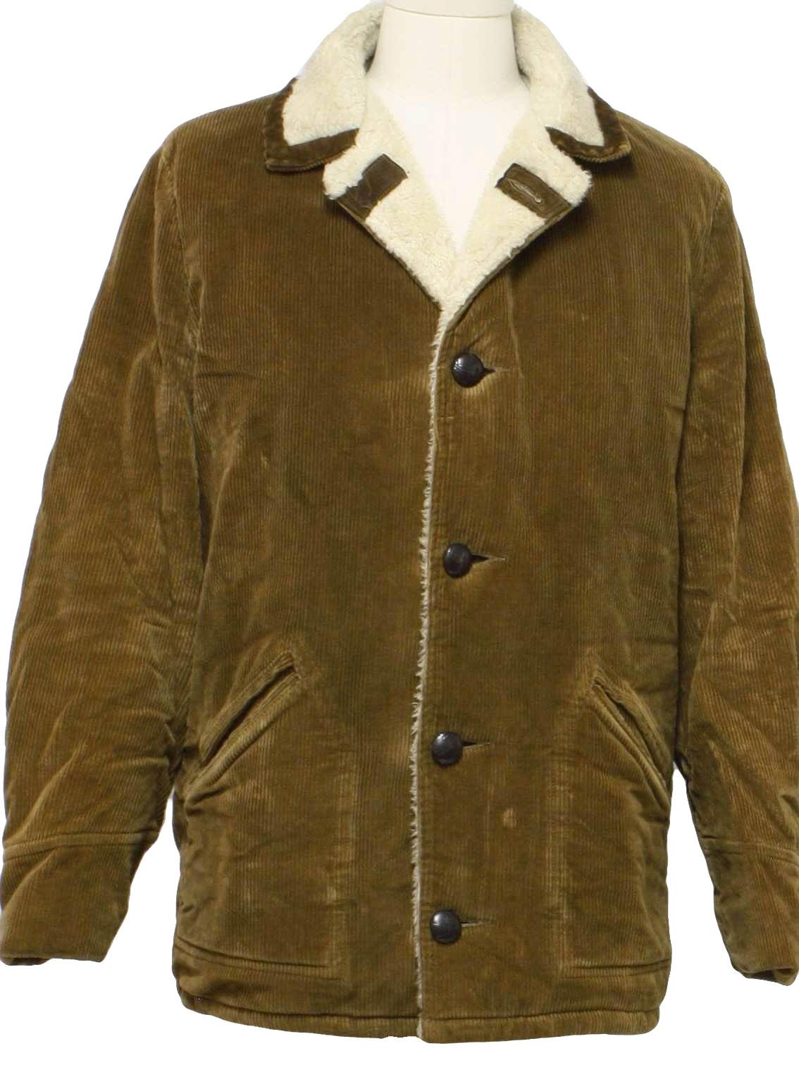 70s Vintage Montgomery Ward Jacket: 70s -Montgomery Ward- Mens ...
