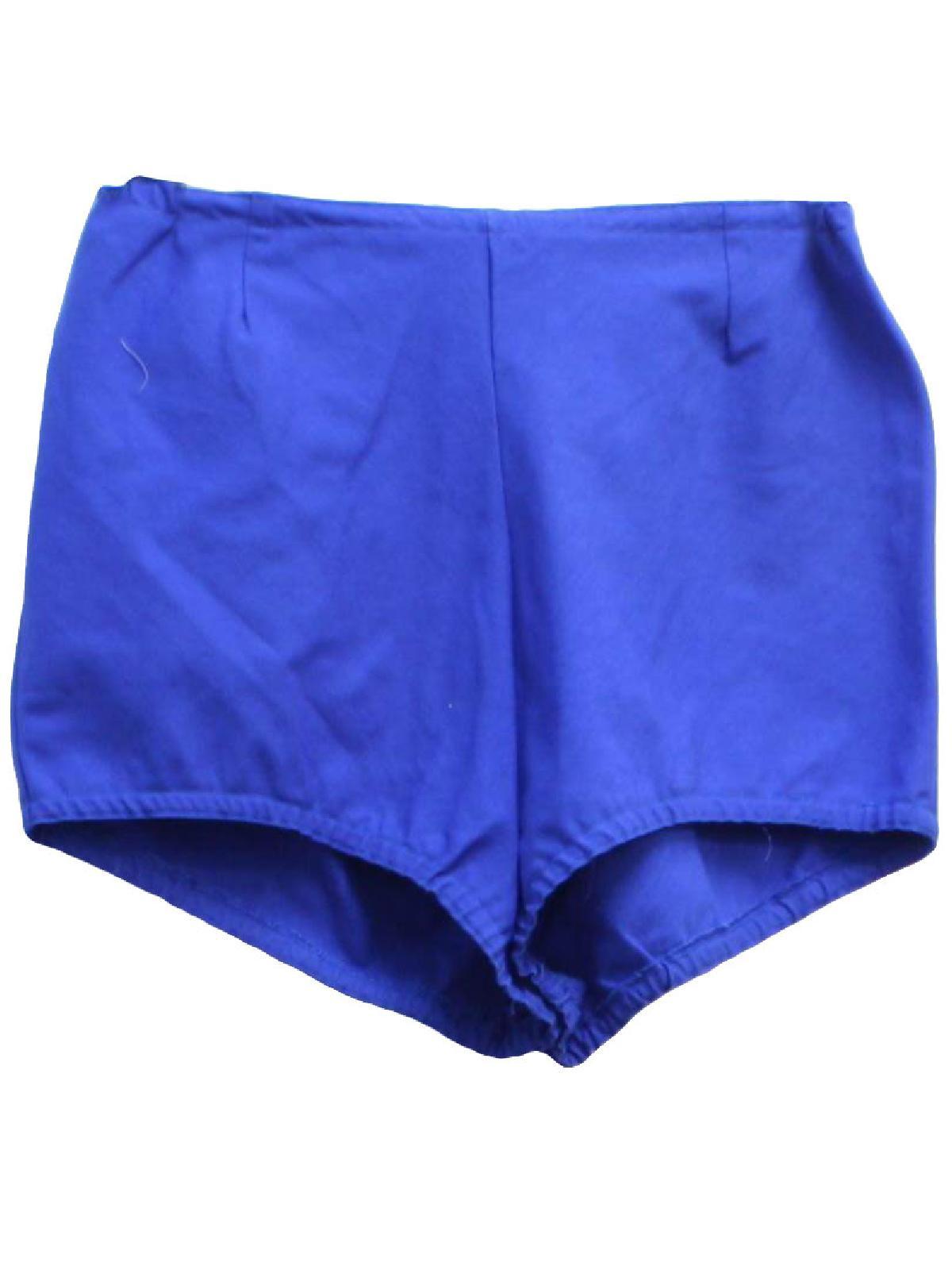 Short Blue Shorts