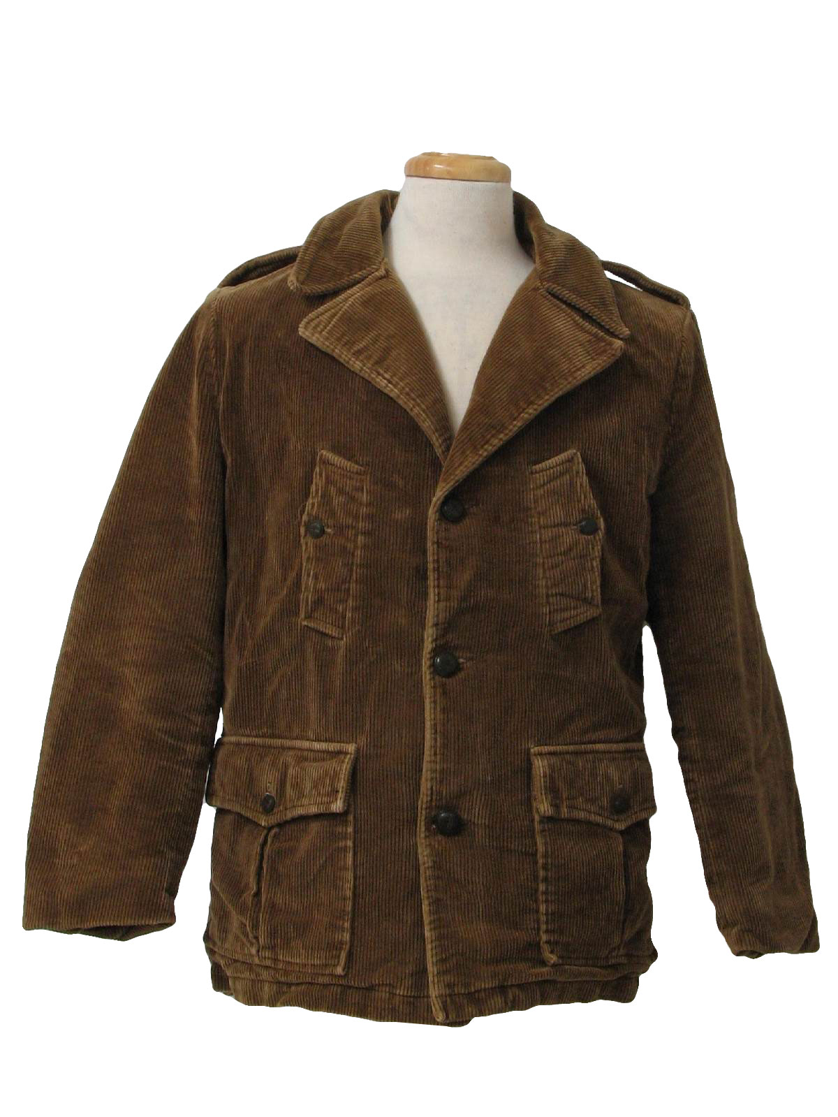 Corduroy car coat – Novelties of modern fashion photo blog