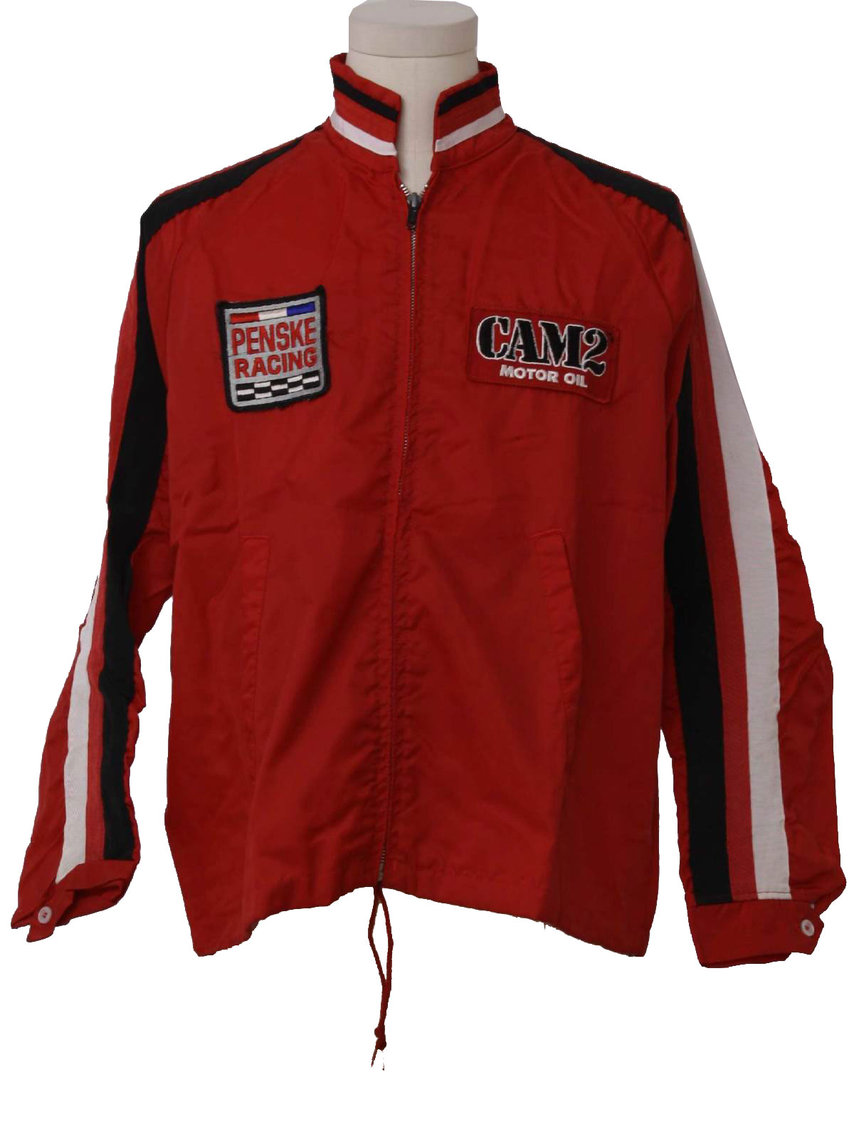 Retro 1980's Jacket (Swingster) : 80s -Swingster- Mens red, black ...