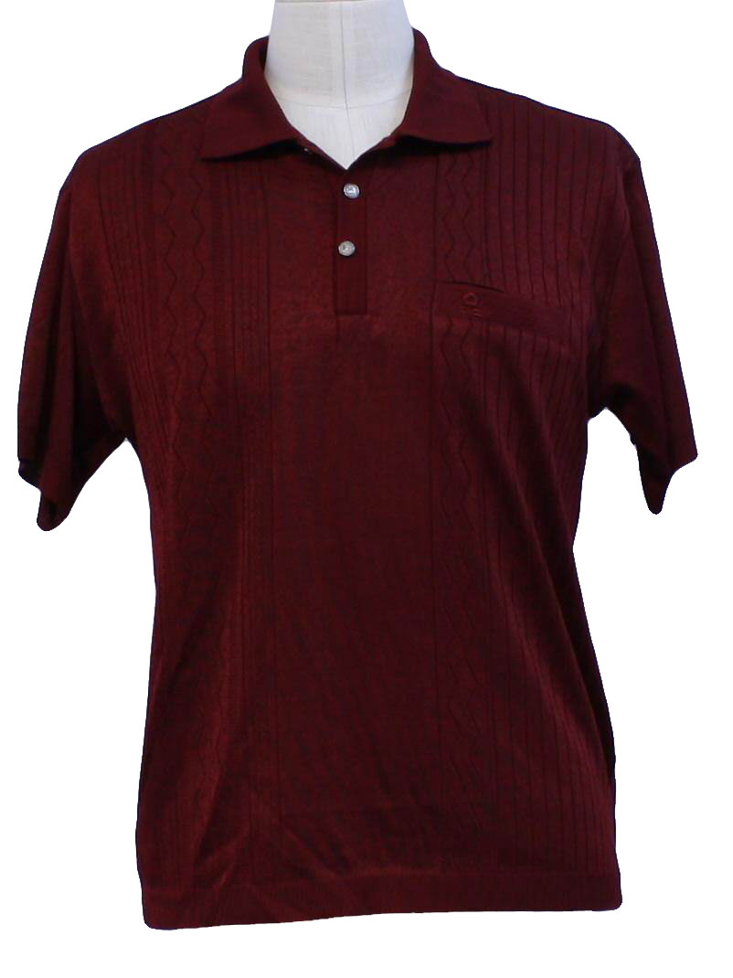 Embroidered Mens Shirt