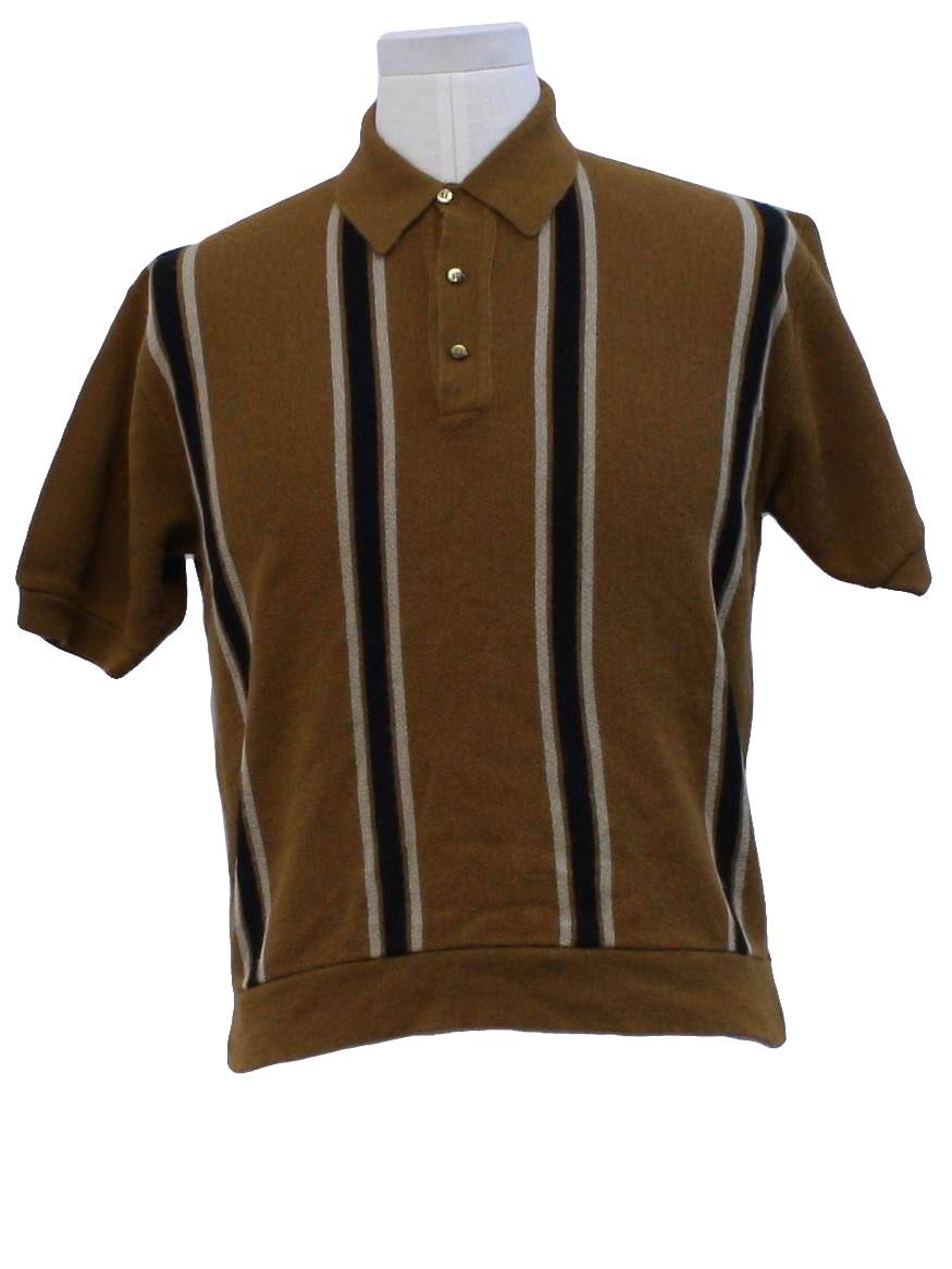 1960 s jantzen mens mod knit shirt 35 00 not in stock item no 252730