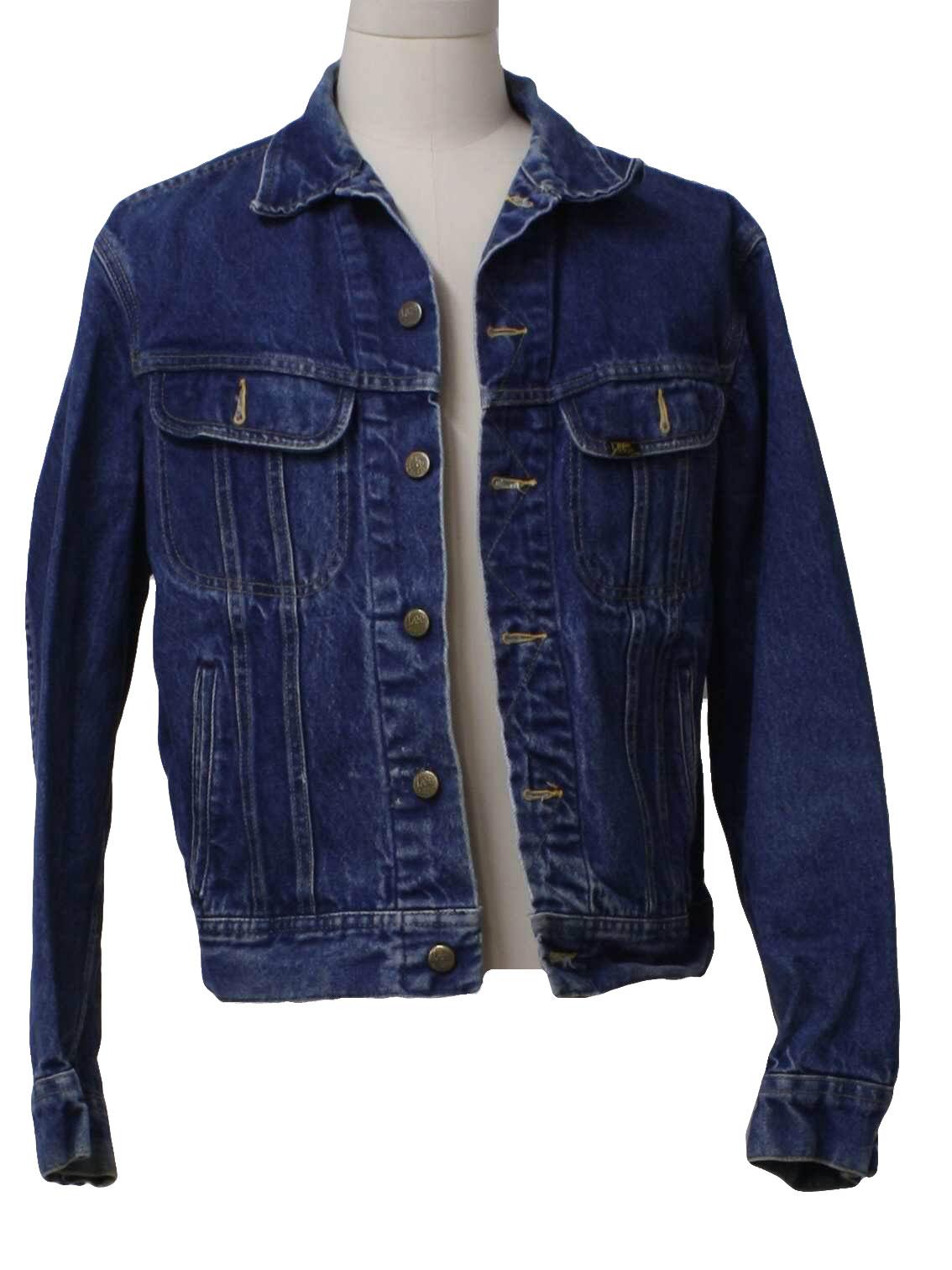 how to break in denim cotton jacket
