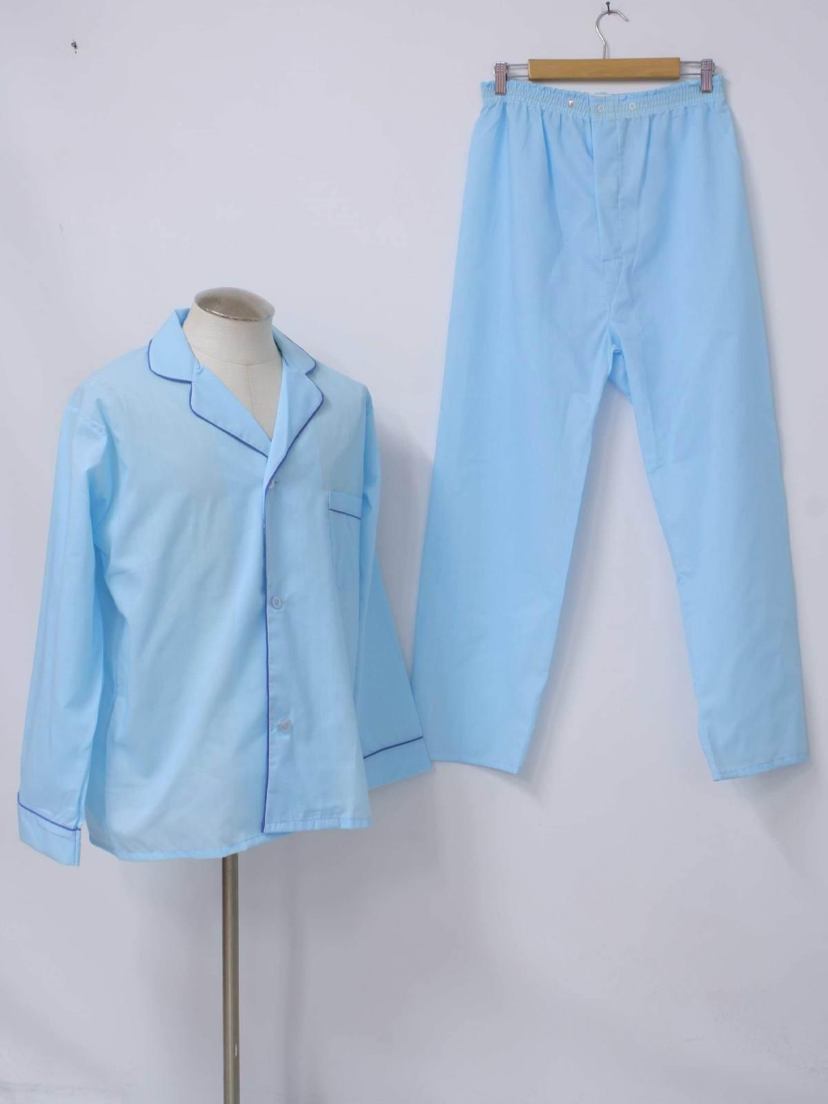 60 S Vintage Mens Pajamas Late 60s Van Heusen Hampshire